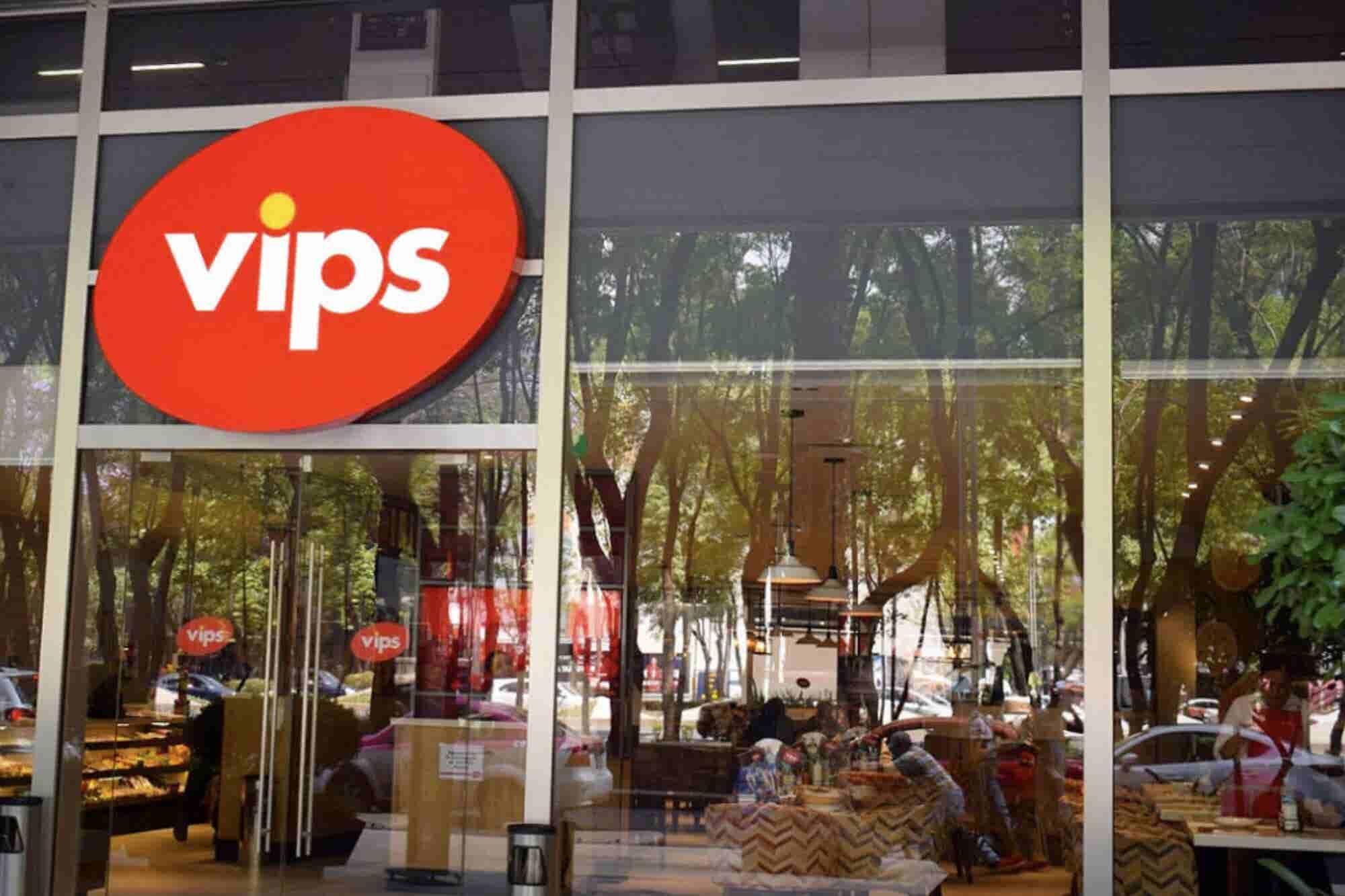 Vips e Italianni's ofrecerán servicio a domicilio para competir con Uber Eats