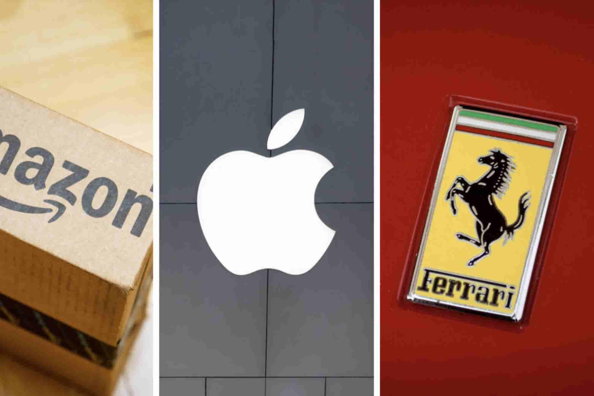 Estas son las 10 marcas más valiosas del año (Sorpresa: las chinas se empiezan a comer al mundo)