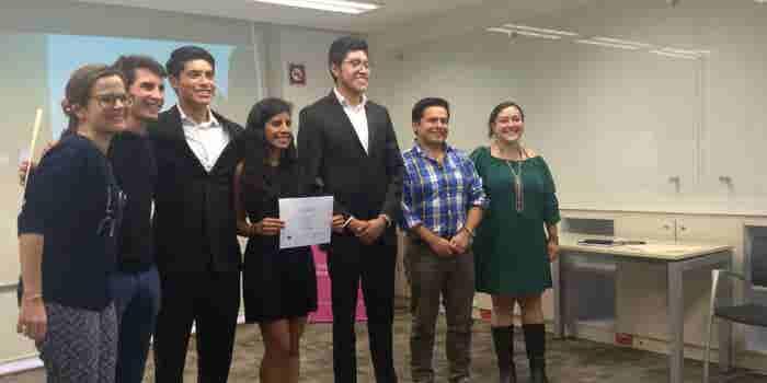 Estudiantes de la UNAM obtienen pase a la final del concurso de emprendedores sociales más importante del mundo