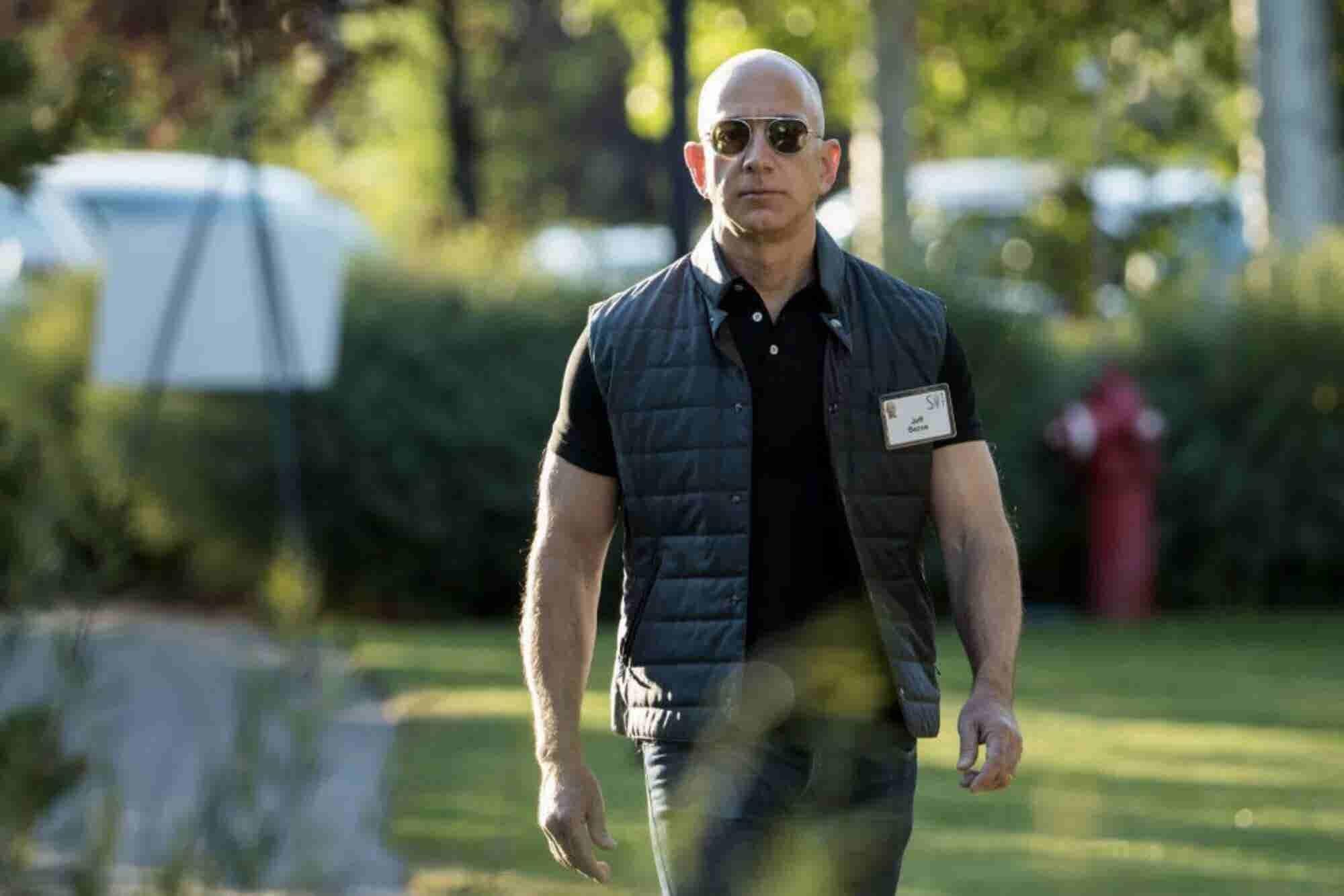 Conoce el horario diario de Jeff Bezos, Elon Musk, Oprah Winfrey y otros multimillonarios famosos