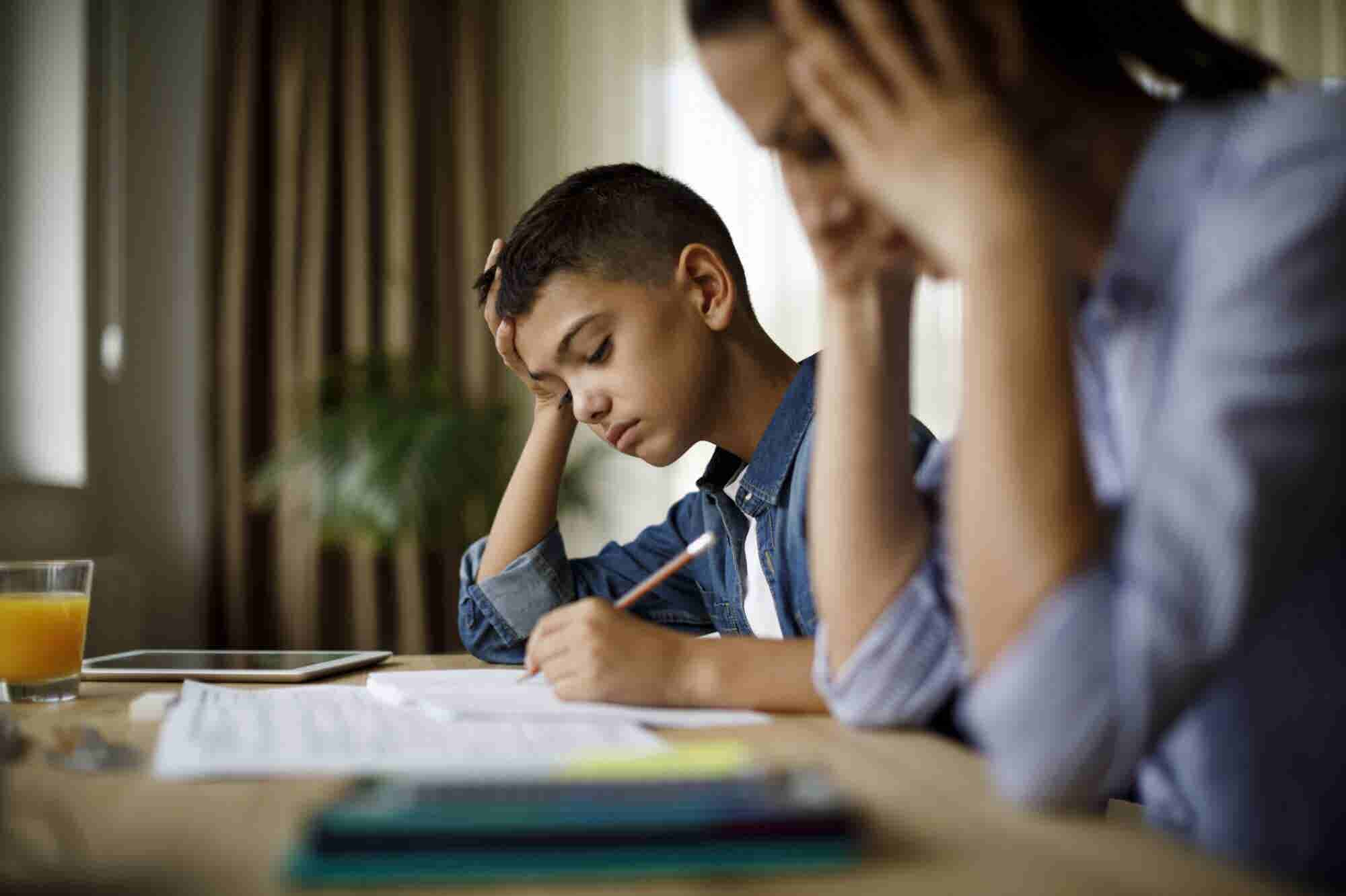 Are You Spending Too Much Time Helping Your Kids with Homework?