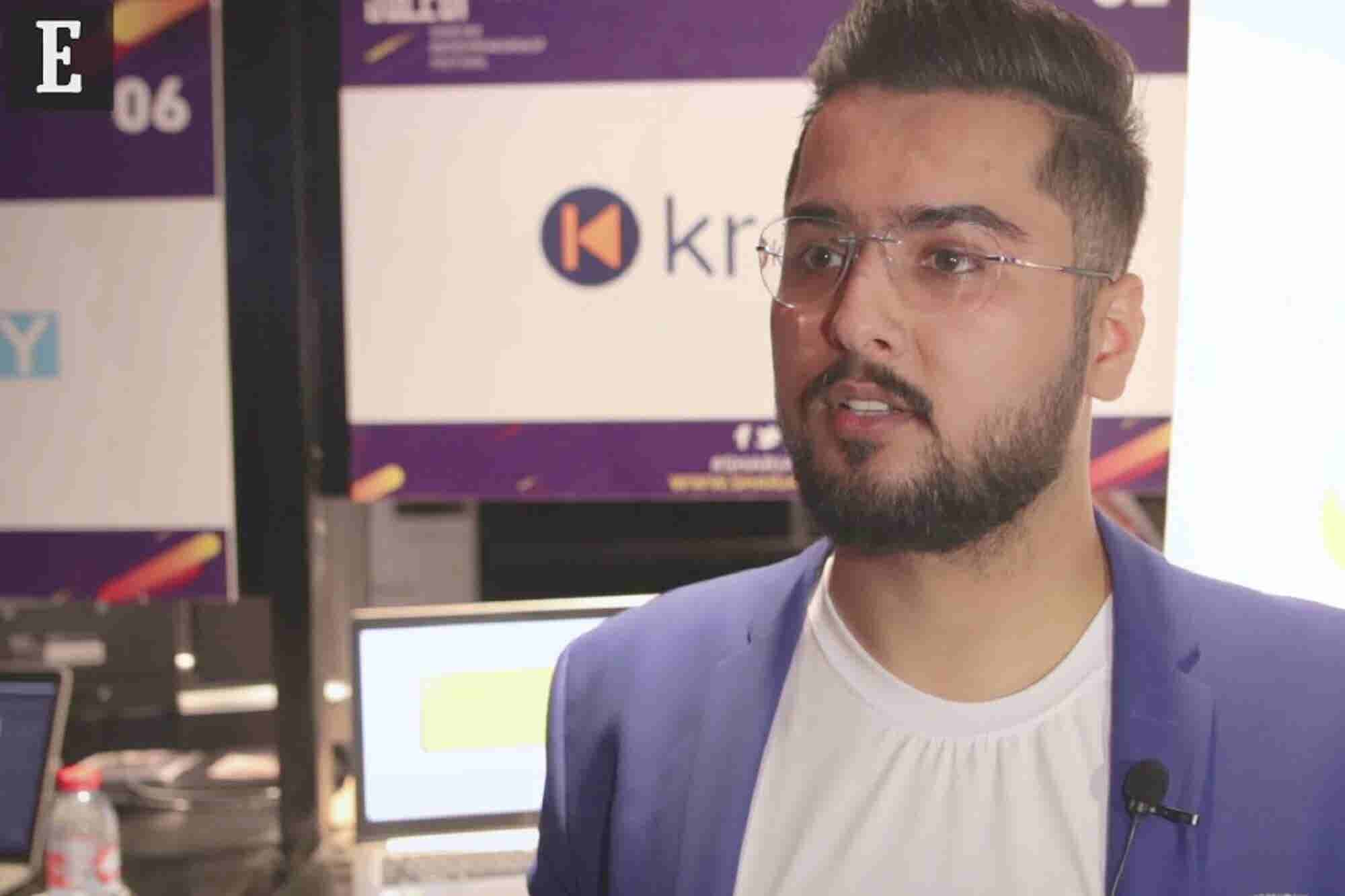 Kregzo's Nitin Bhalla Emphasizes Why You Shouldn't Just Follow Trends