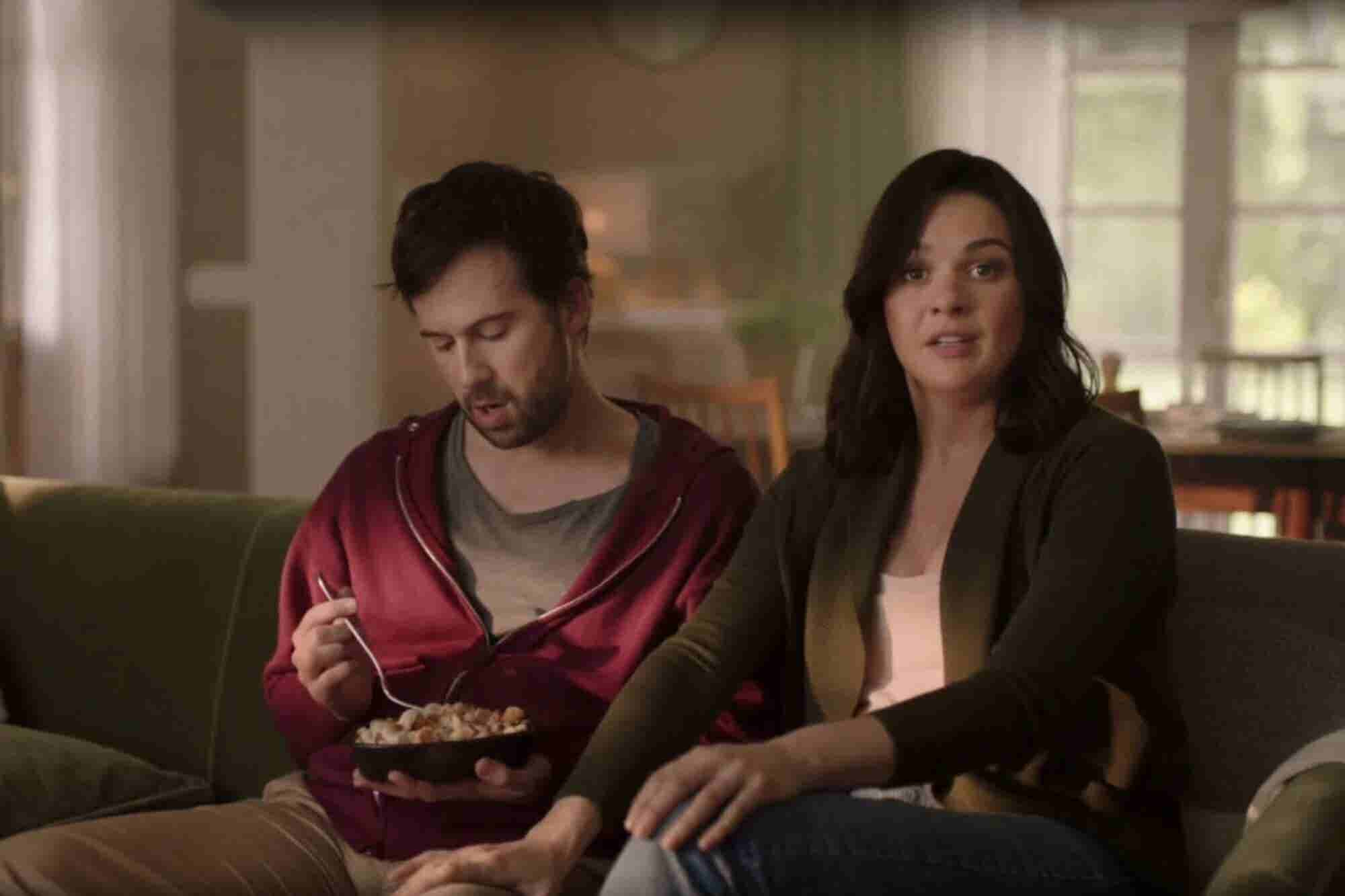 This Suggestive Super Bowl Commercial Takes 'Food Porn' to a New Level