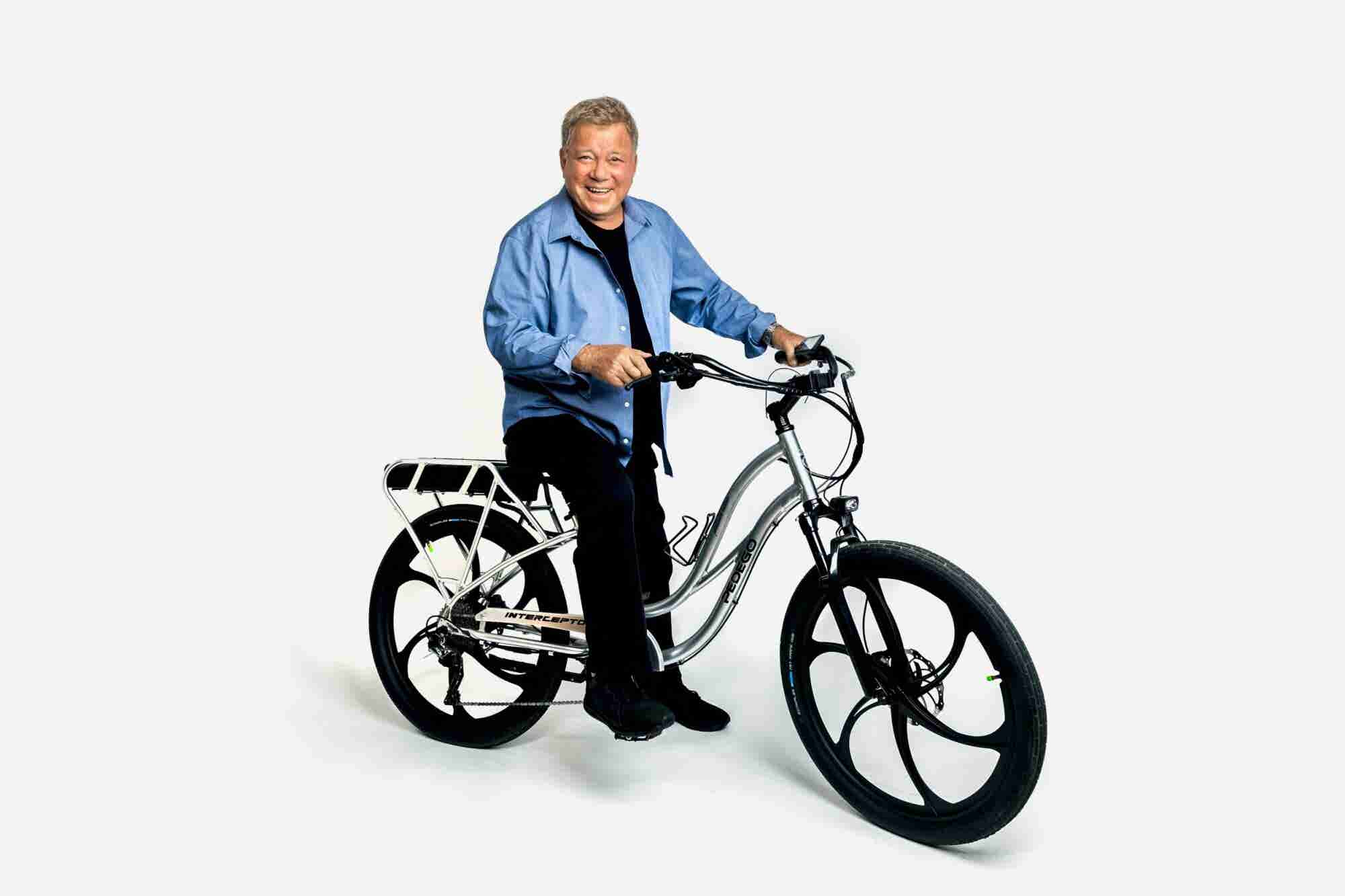 From Starship Captain to Electric Bike Pitchman: a Conversation With W...