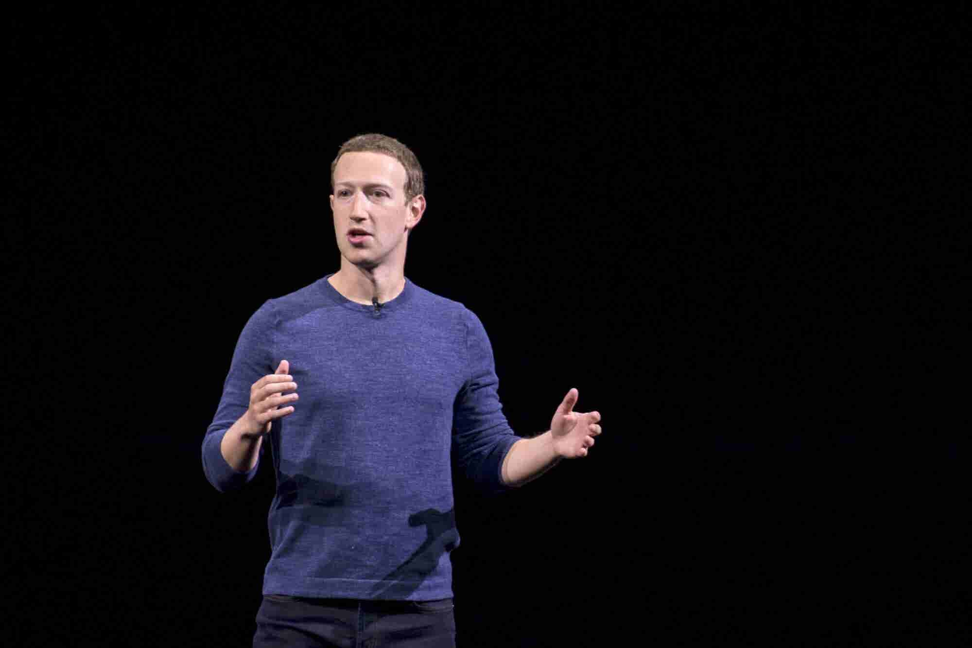 Mark Zuckerberg Defends Facebook With 'The Facts' Op-Ed