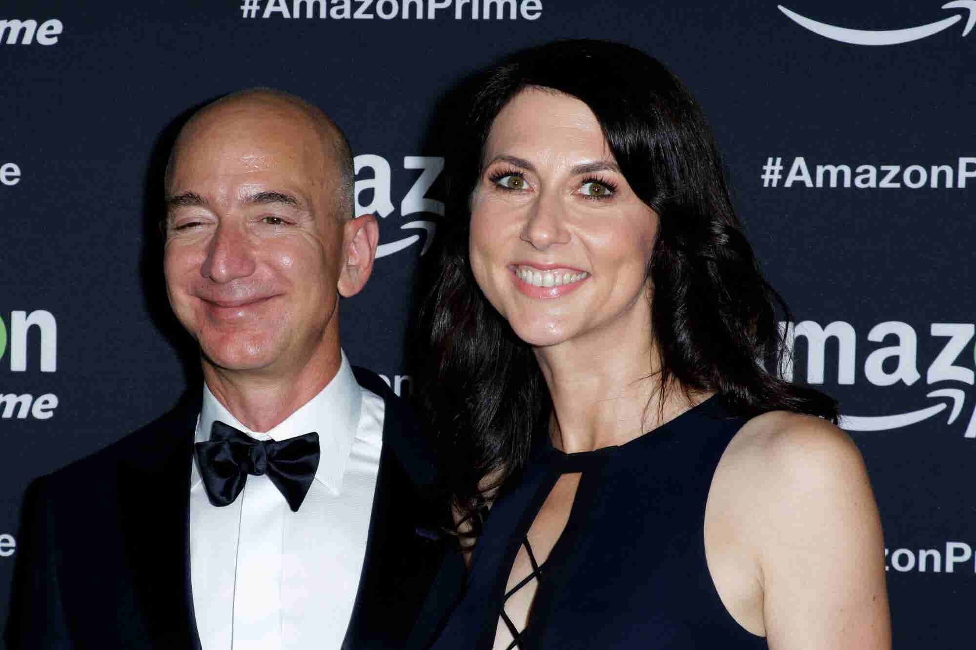 Jeff and MacKenzie Bezos Are Divorcing. So, Who's Protecting That Little Asset Called Amazon?