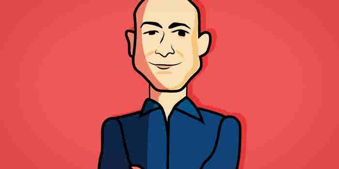 Infografía: Los 5 aciertos de Jeff Bezos