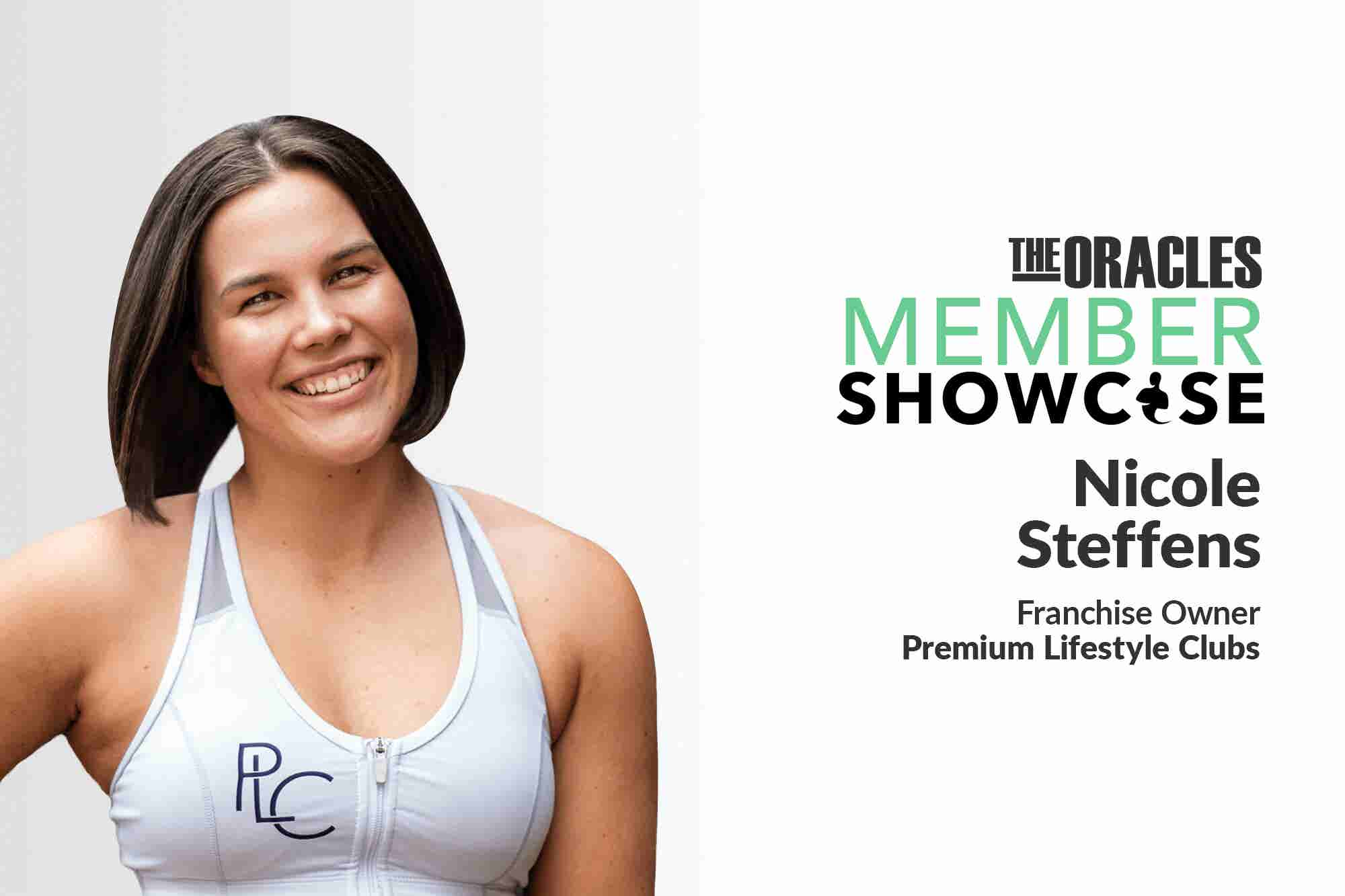 22-Year-Old Gym Owner Nicole Steffens Shares Her Morning Routine and Other Life Lessons