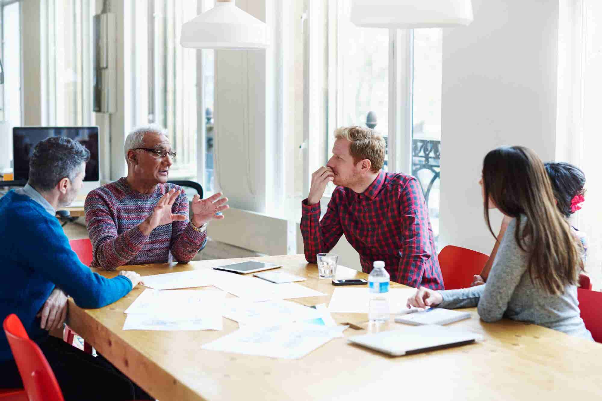 From Barely Surviving' to Thriving: Top Managers Stress Less When They Delegate More