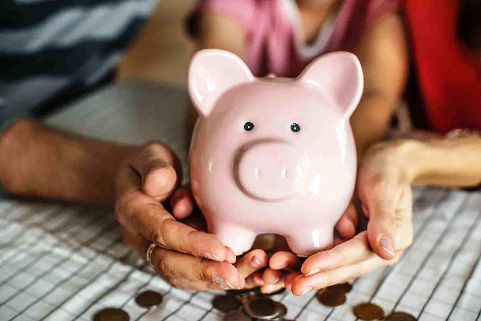4 métodos a prueba de tontos para que todos puedan ahorrar