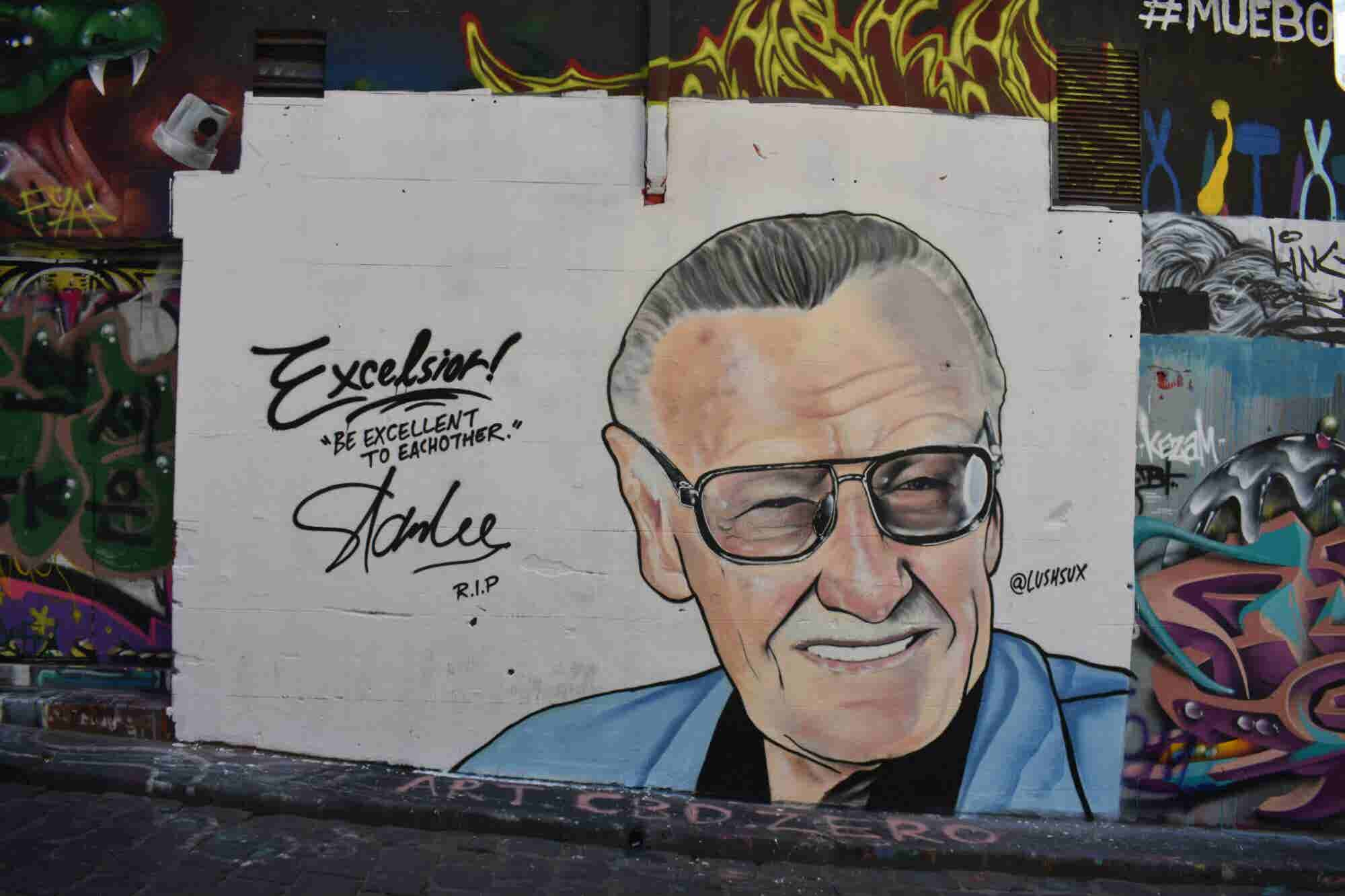 3 lecciones que los emprendedores pueden imitar del maestro de Marvel, Stan Lee