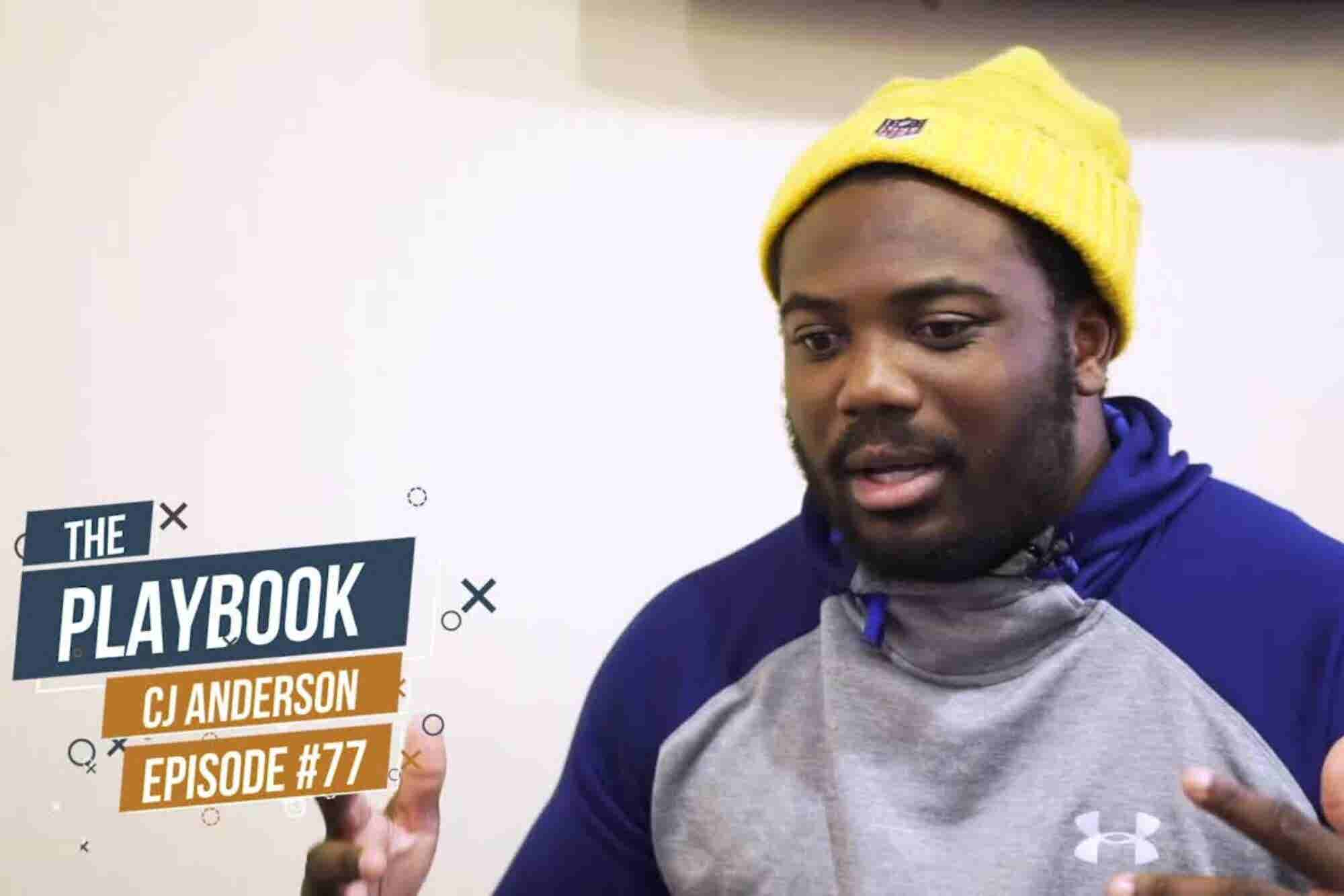 C.J. Anderson: Comeback Kid Looking for Another Super Bowl Win