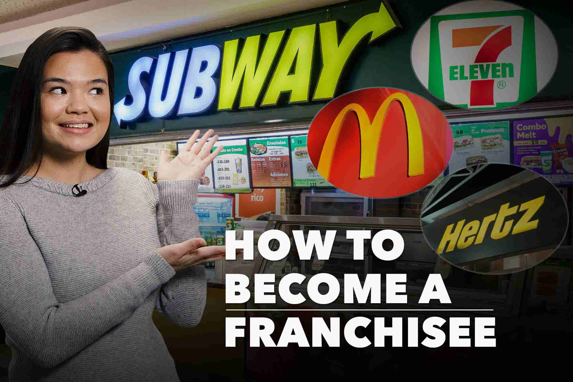 3 Tips for Becoming a Franchisee (60-Second Video)