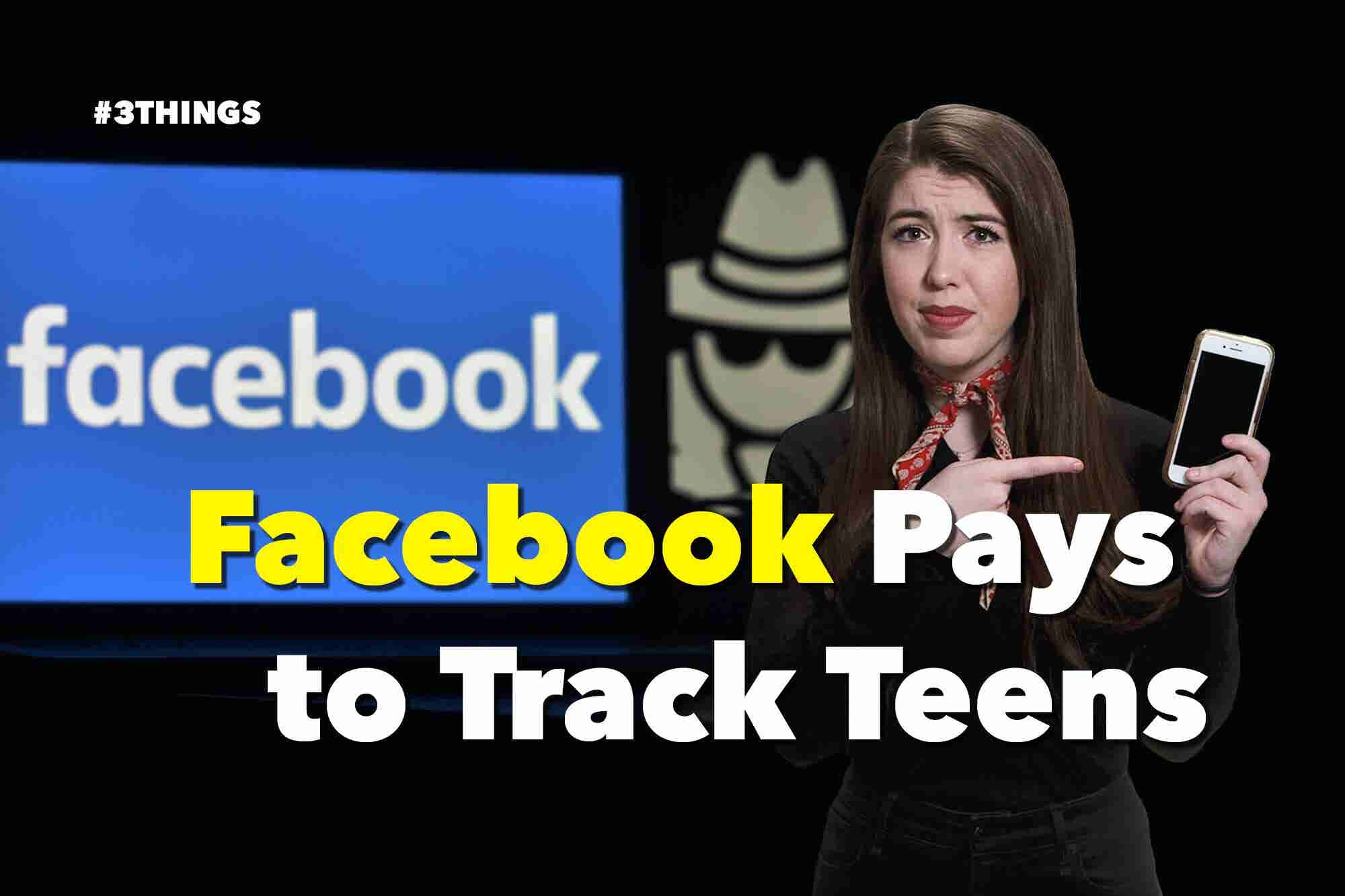 Facebook Pays to Track People, Cryptocurrency Scams Cost Users $1.7 Bi...