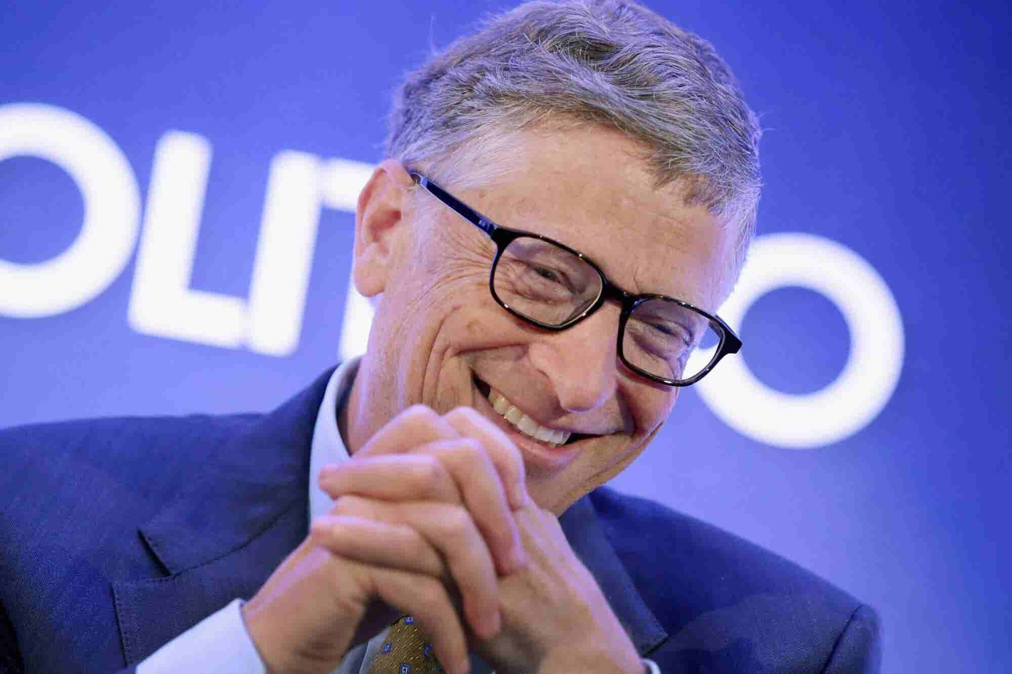 Bill Gates Made These 15 Predictions Back in 1999 -- and It's Scary Ho...