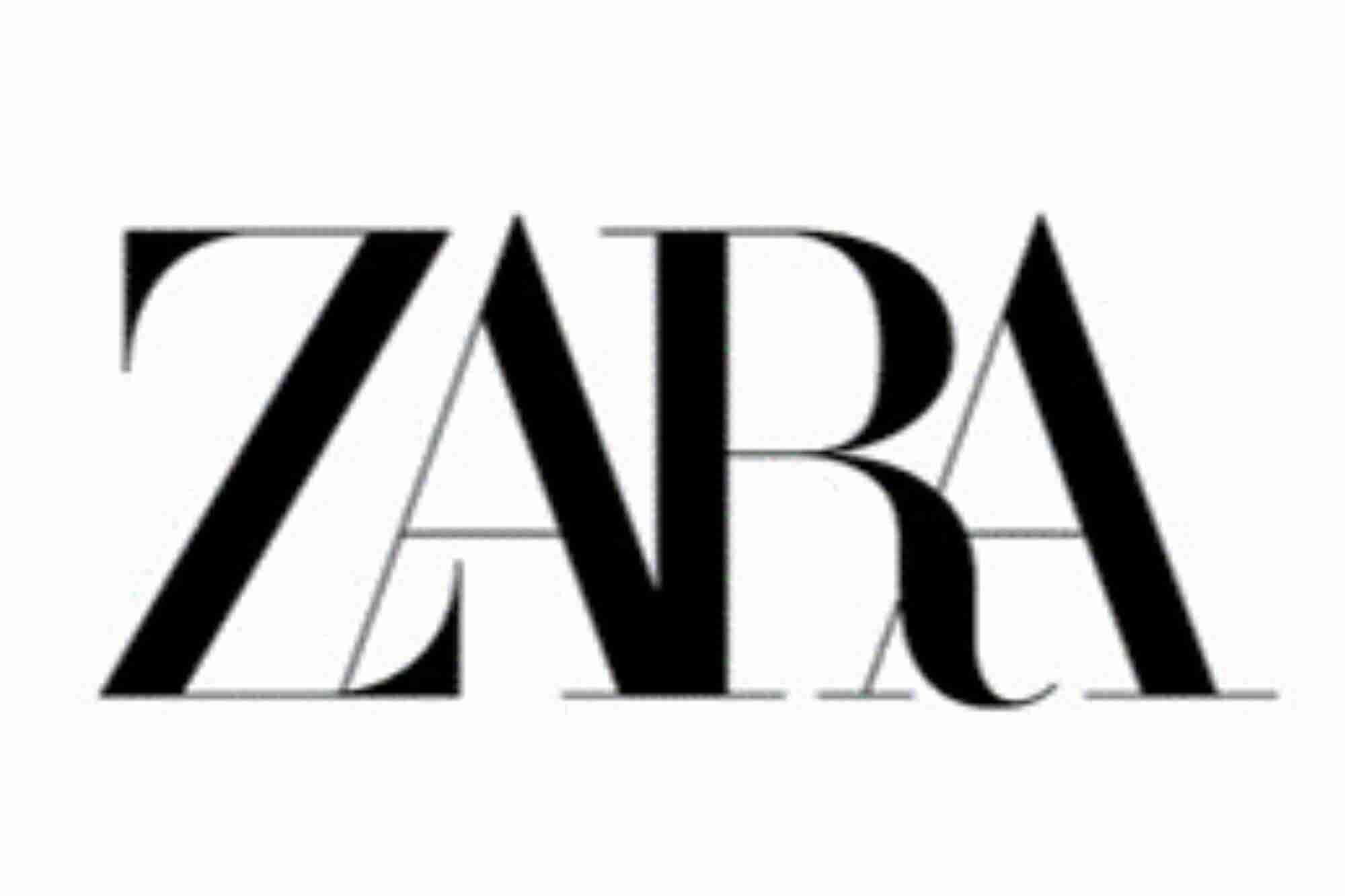 Zara cambia su logo y genera memes en redes sociales