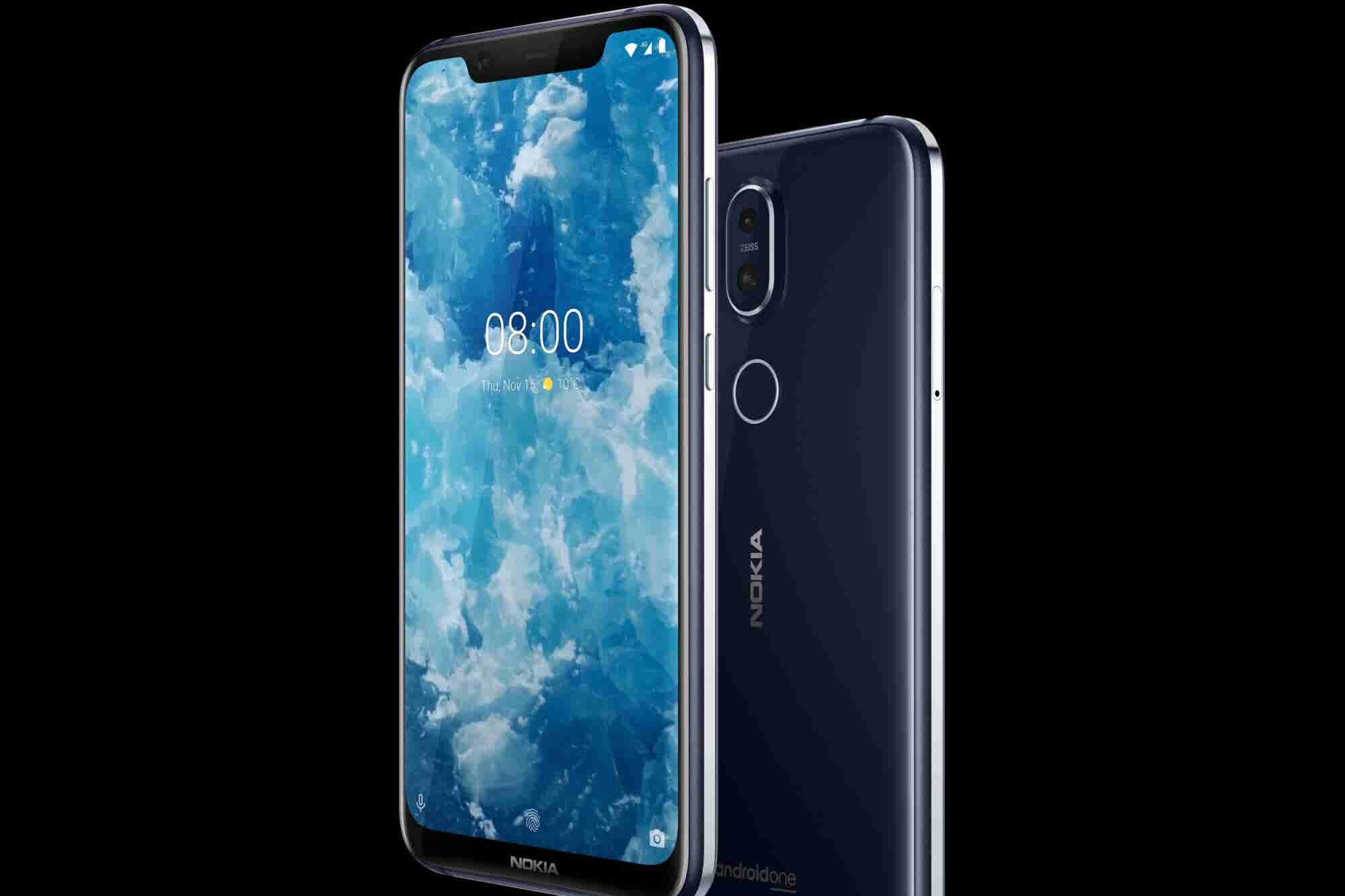 Picture Perfect: Nokia 8.1
