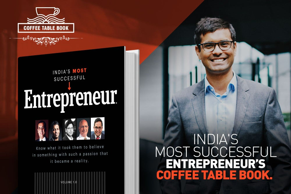 What Will You Find on the Coffee Tables of these 5 Famous Entrepreneurs?