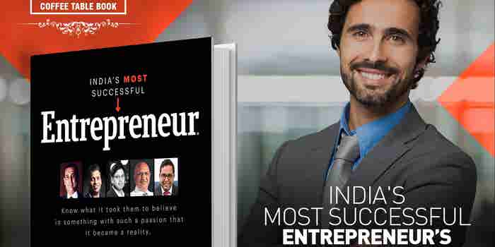 Here's Why You Should Apply for India's Most Successful Entrepreneur Coffee Table Book