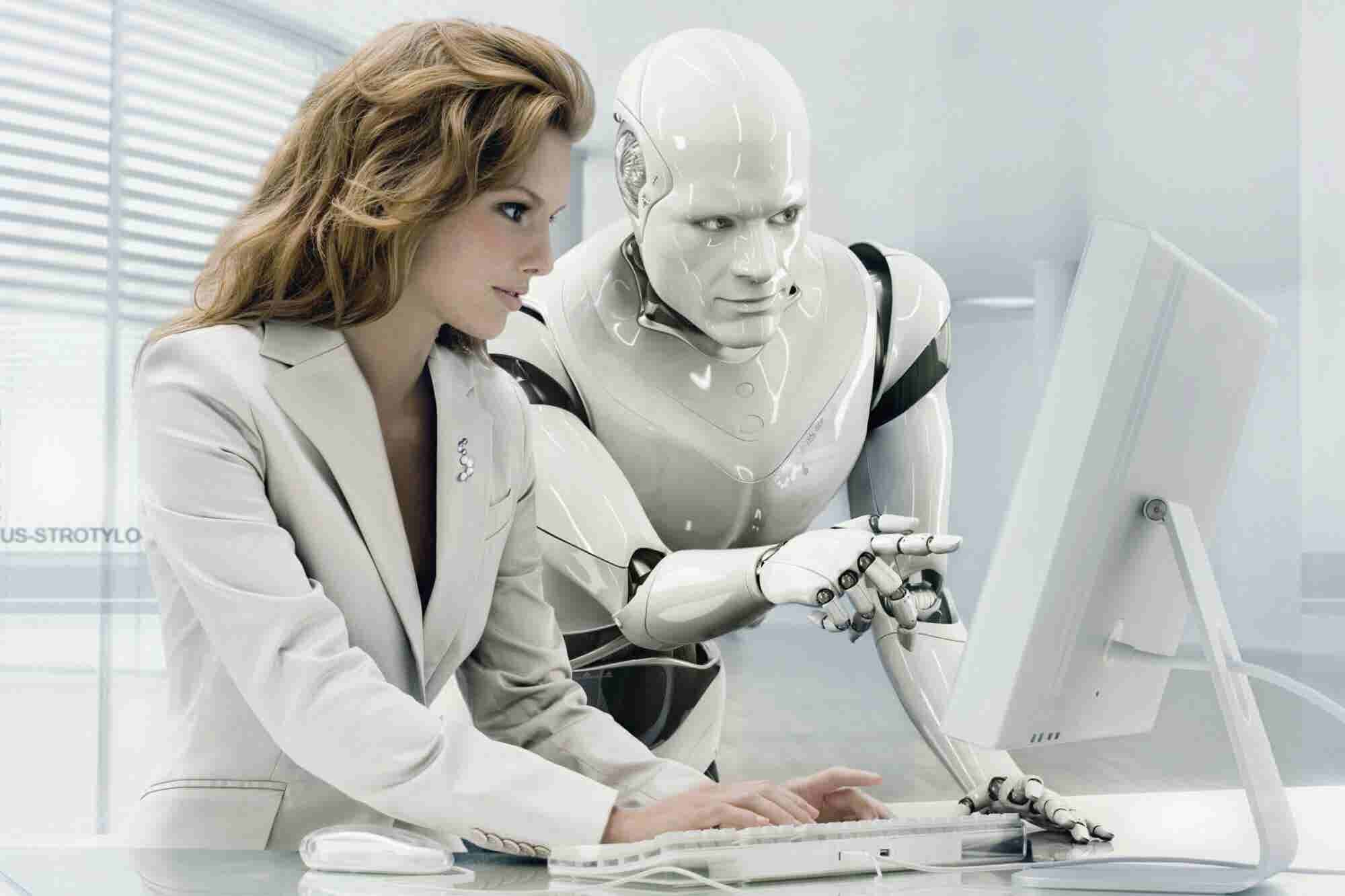 4 Choices You'll Make Running Your Startup in the Age of Robots and AI