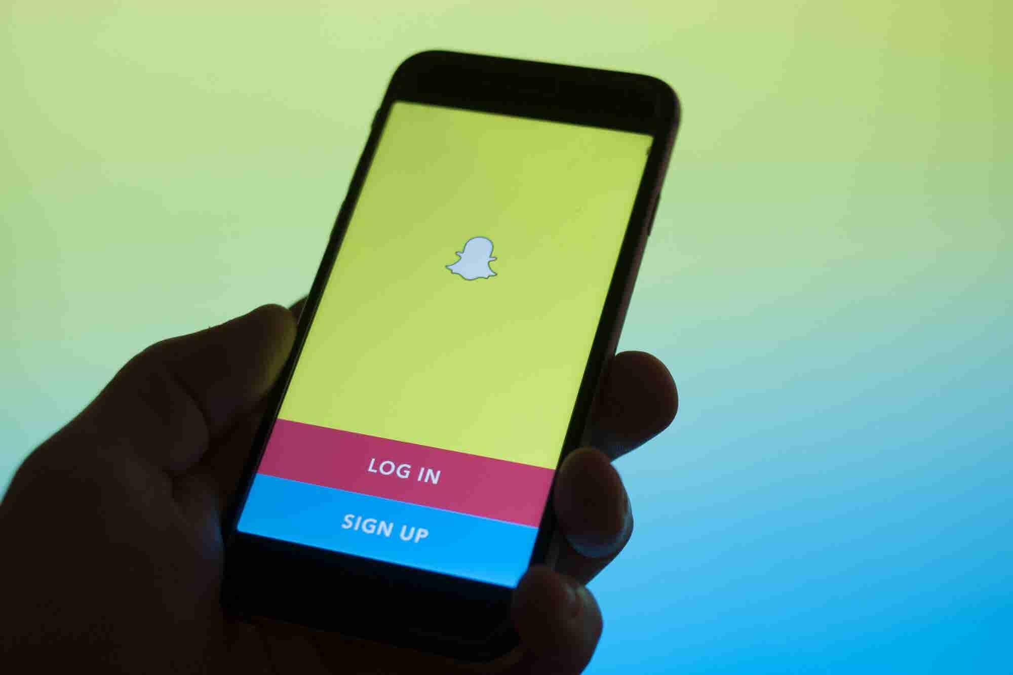 5 Hacks to Boost Sales Via Snapchat