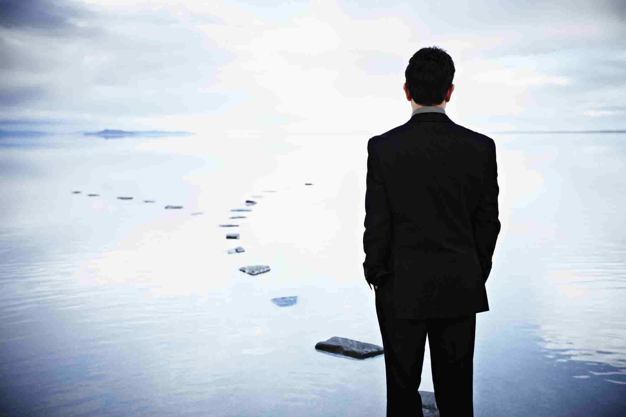 4 Difficult Steps on the Journey from 'Zero to One'