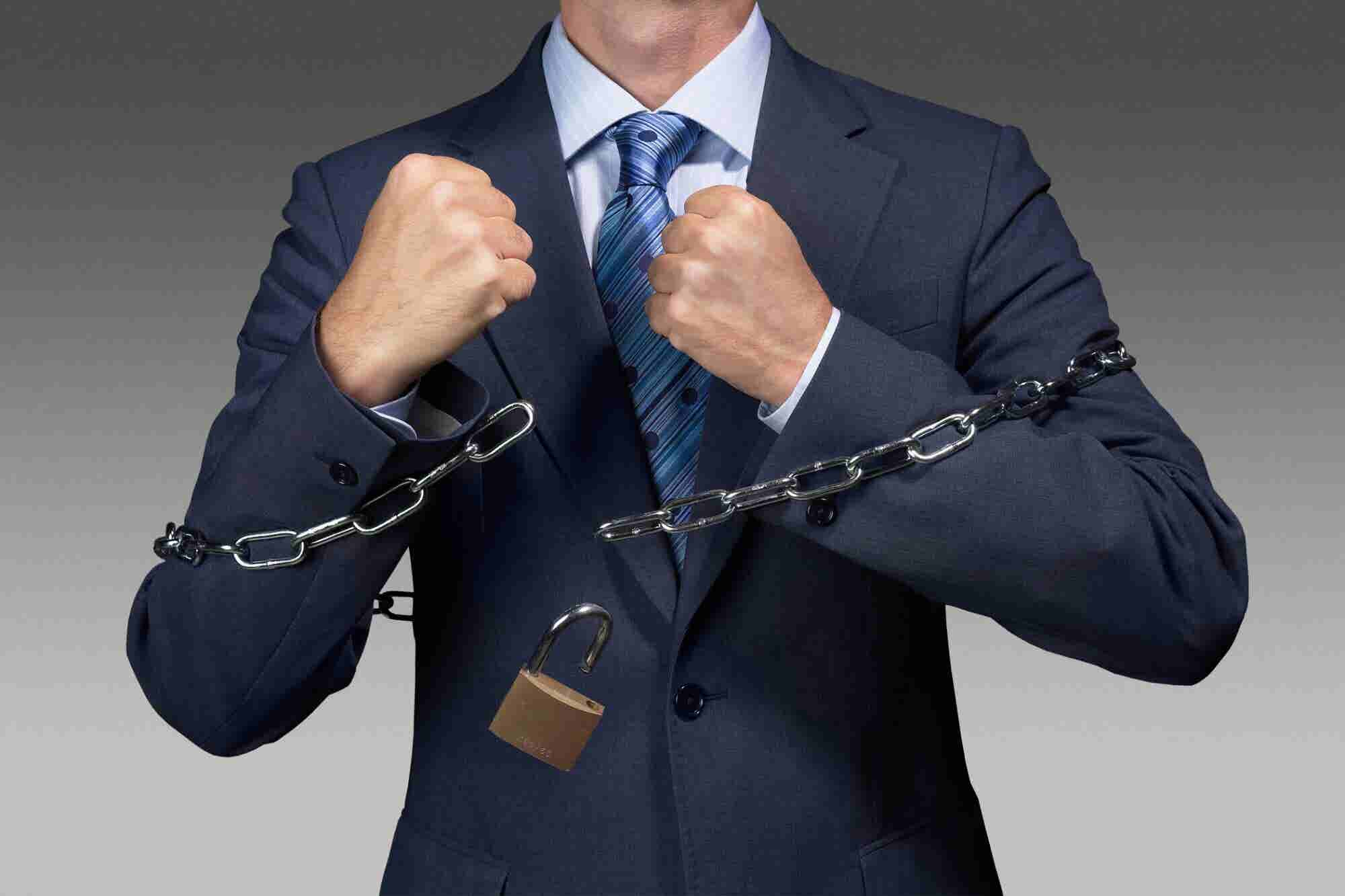 My Business Became My Prison. This Is How I Broke Free.