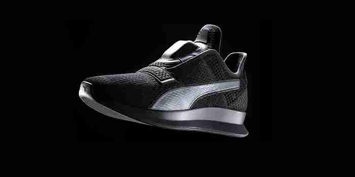 Puma Teases Self-Lacing Sneaker to Compete With Nike's
