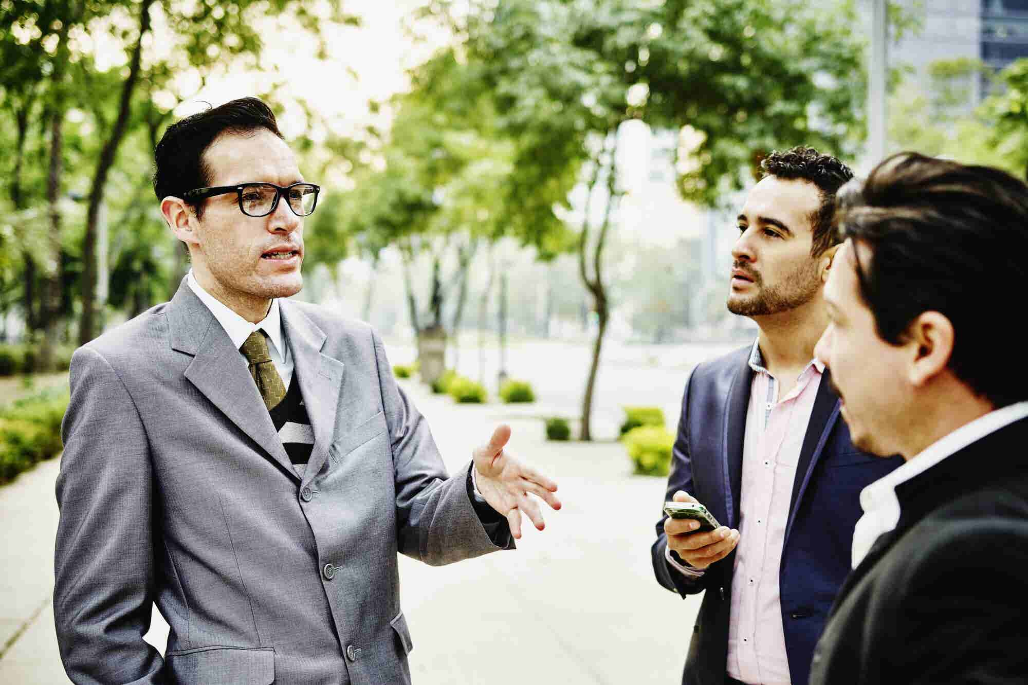 You Can't Build Your Business on Bartering and Free Information