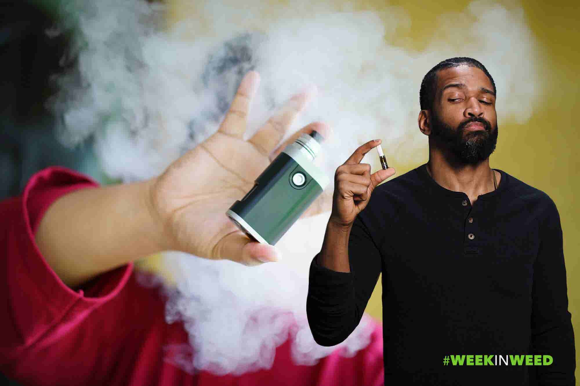 This Week in Weed: What's In Your Vape Cart?