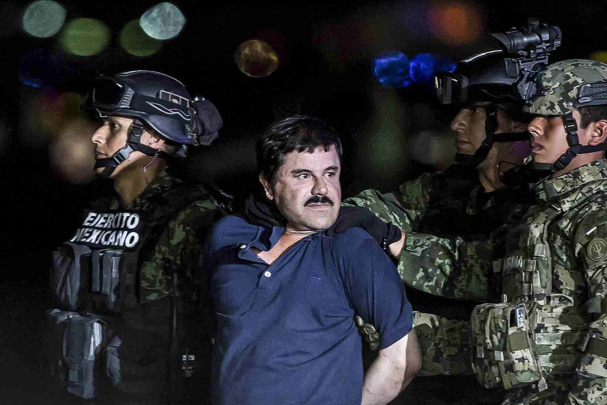 El Chapo and the 15 Biggest Money-Making Criminals of All Time