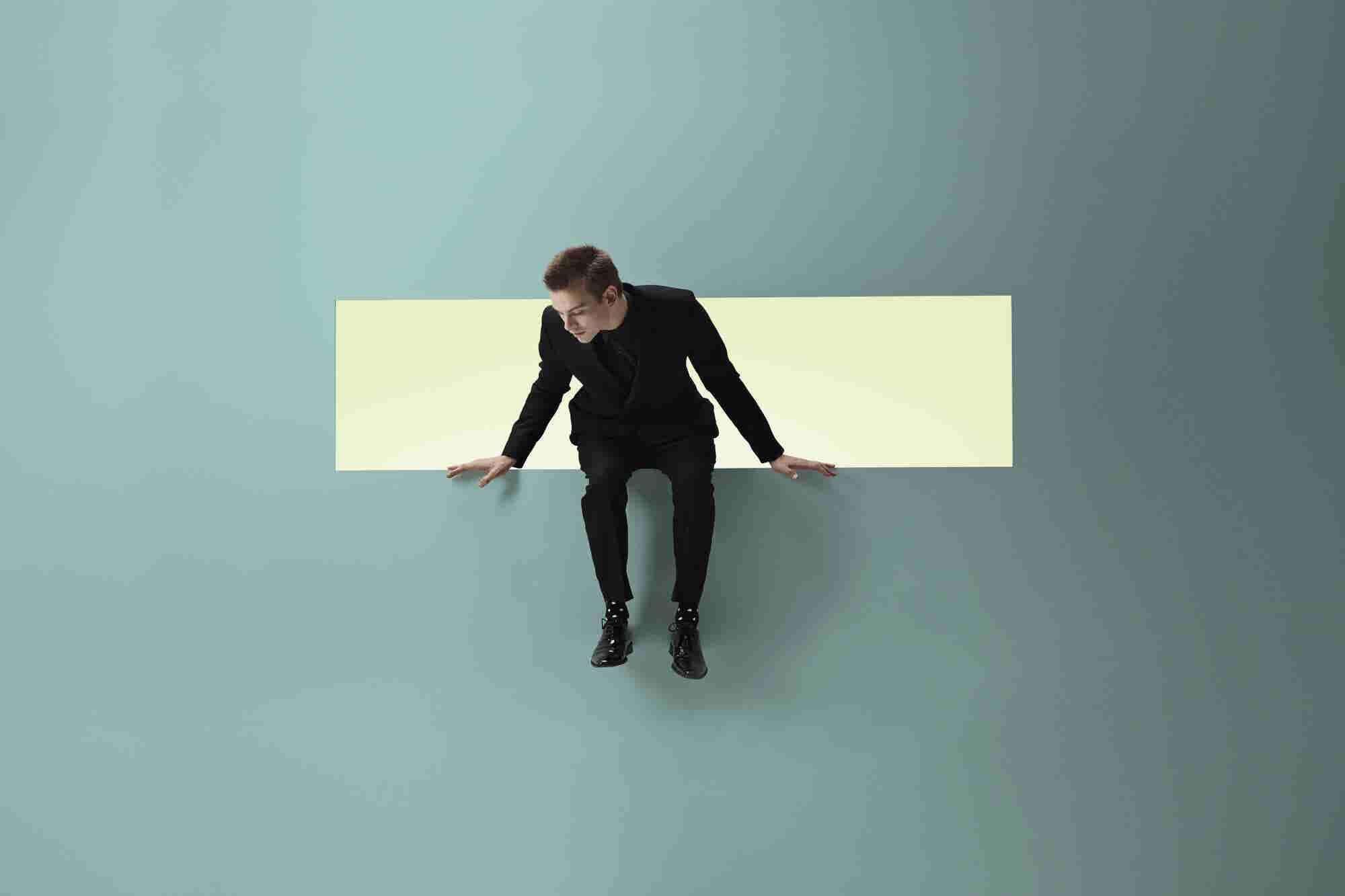 Don't Let Entrepreneurship Push You Over The Edge