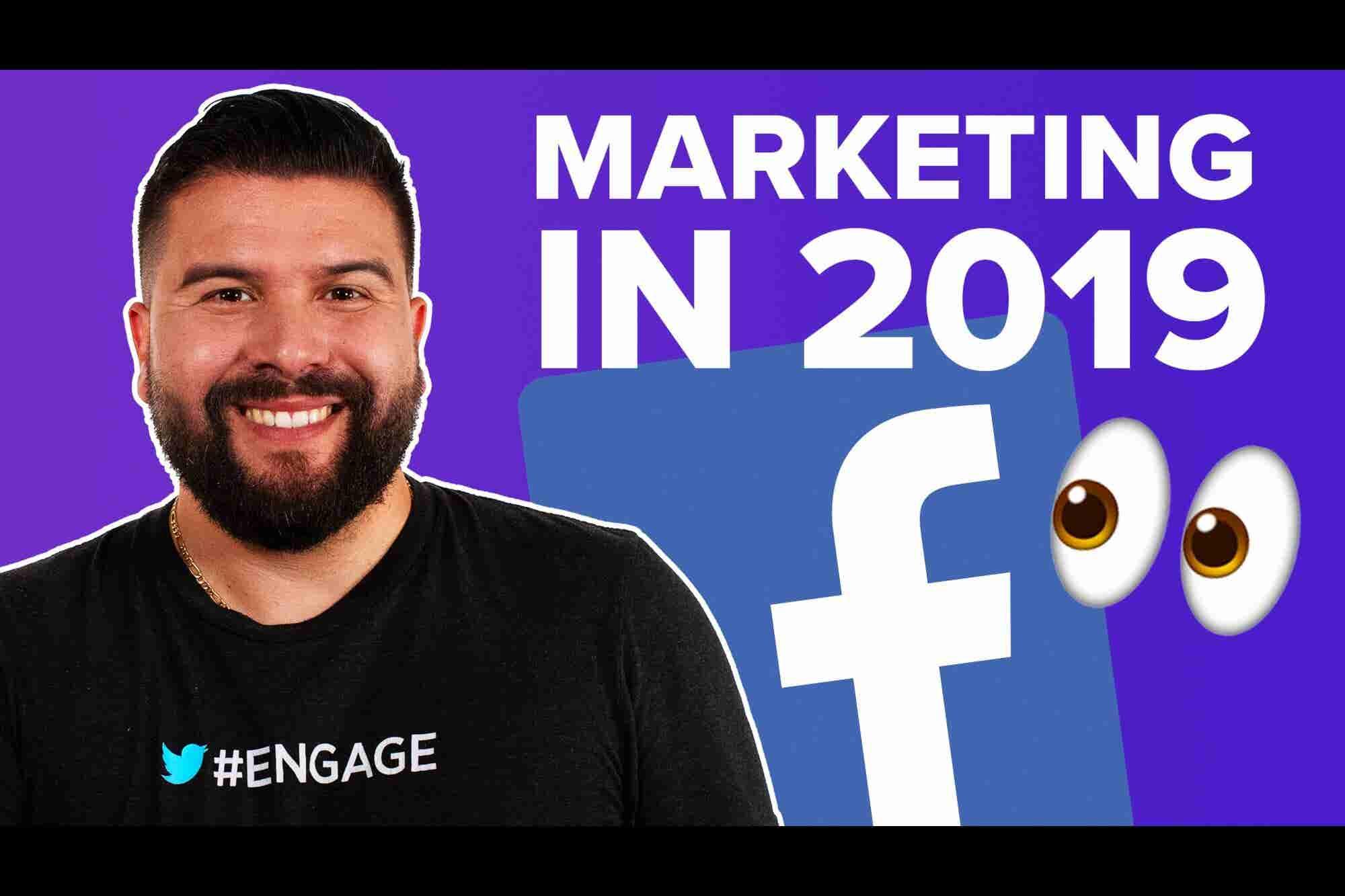 5 Tips to Dominate Social Media Marketing in 2019