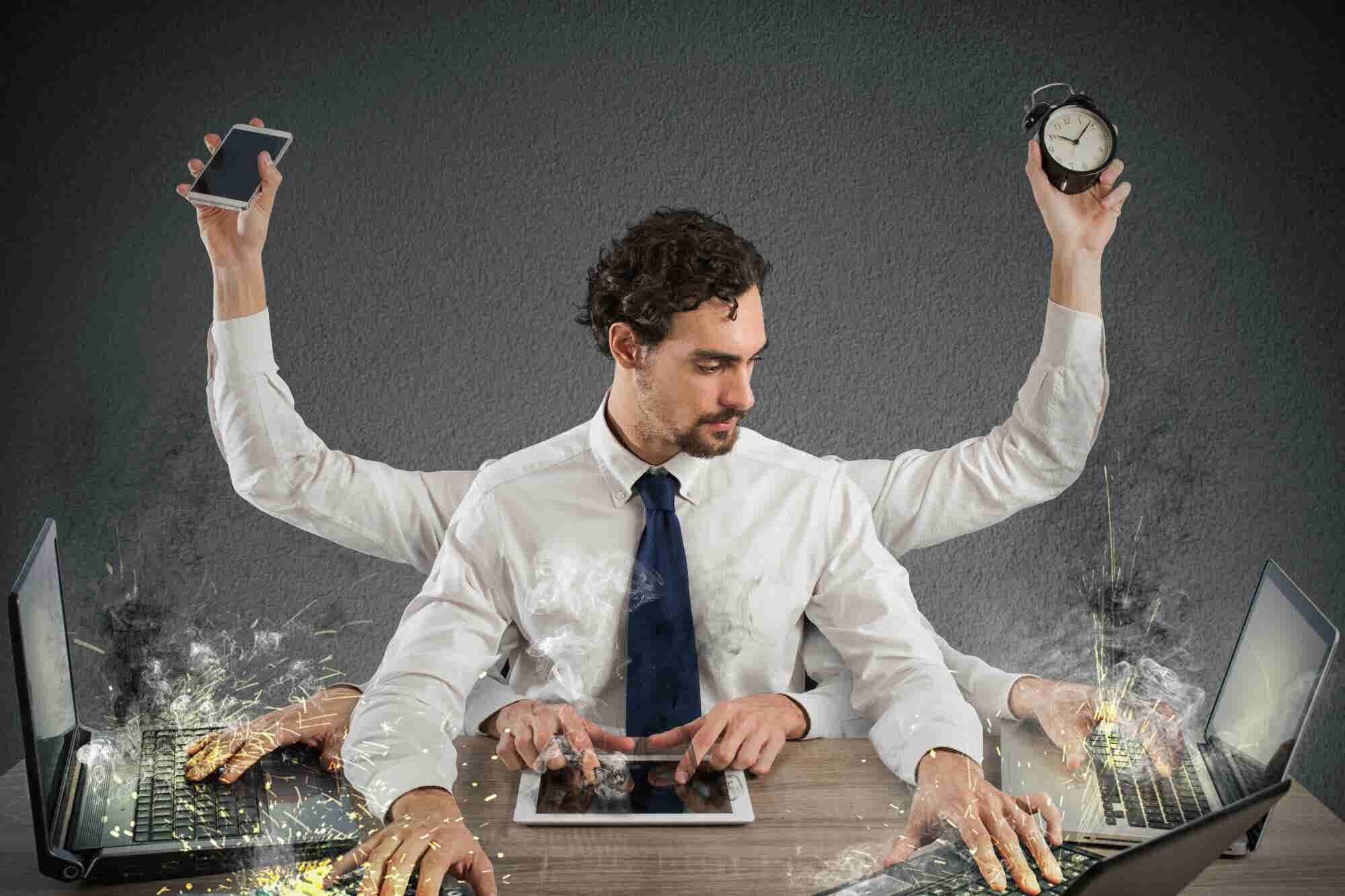 10 tips para convertirse en un trabajador productivo