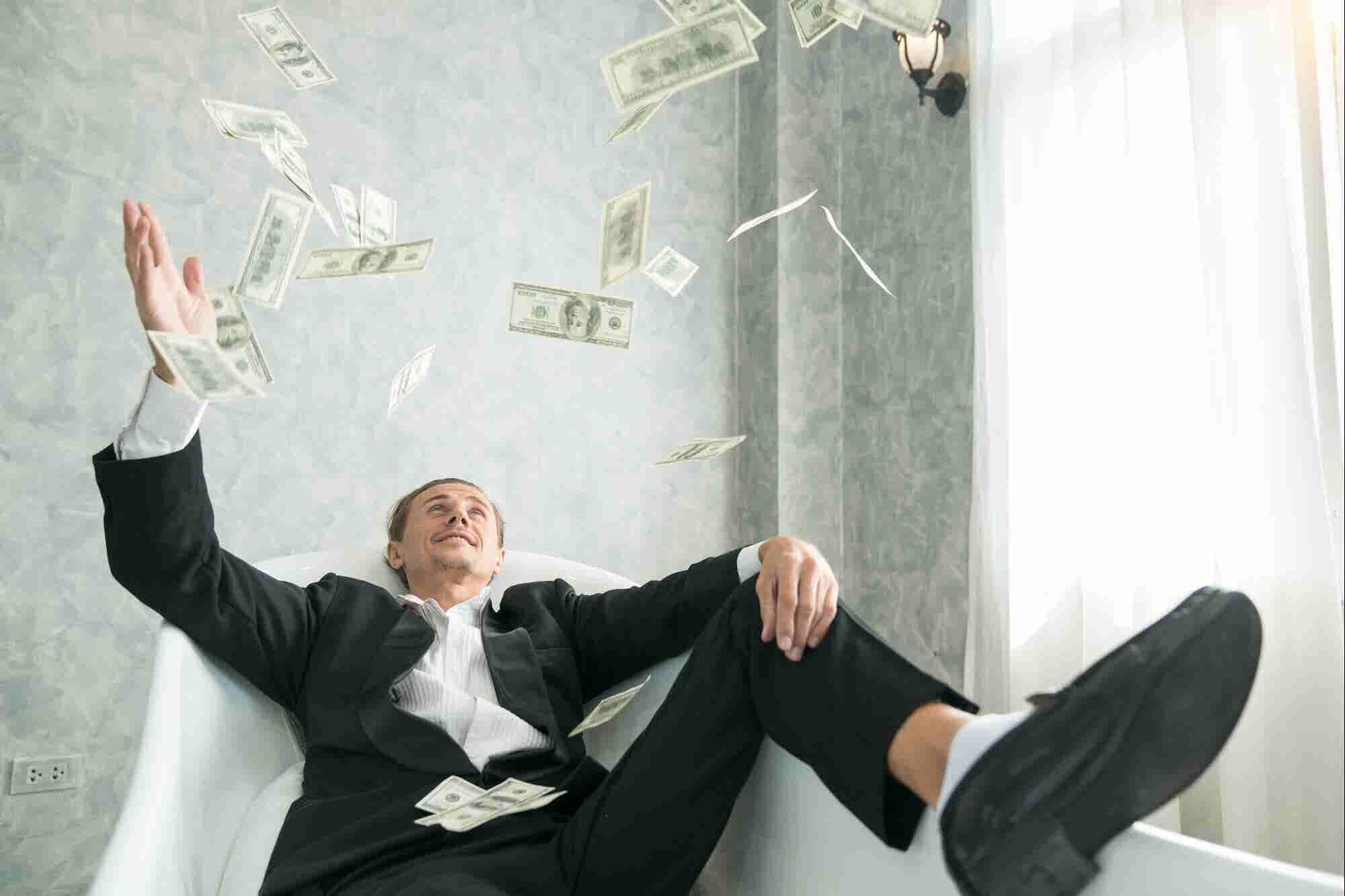 Los 4 errores en los que caen los emprendedores cuando empiezan a ganar dinero de verdad