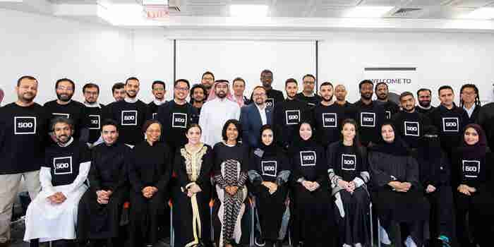 500 Startups and Misk Innovation Launch An Early-Stage Startup Accelerator in Riyadh