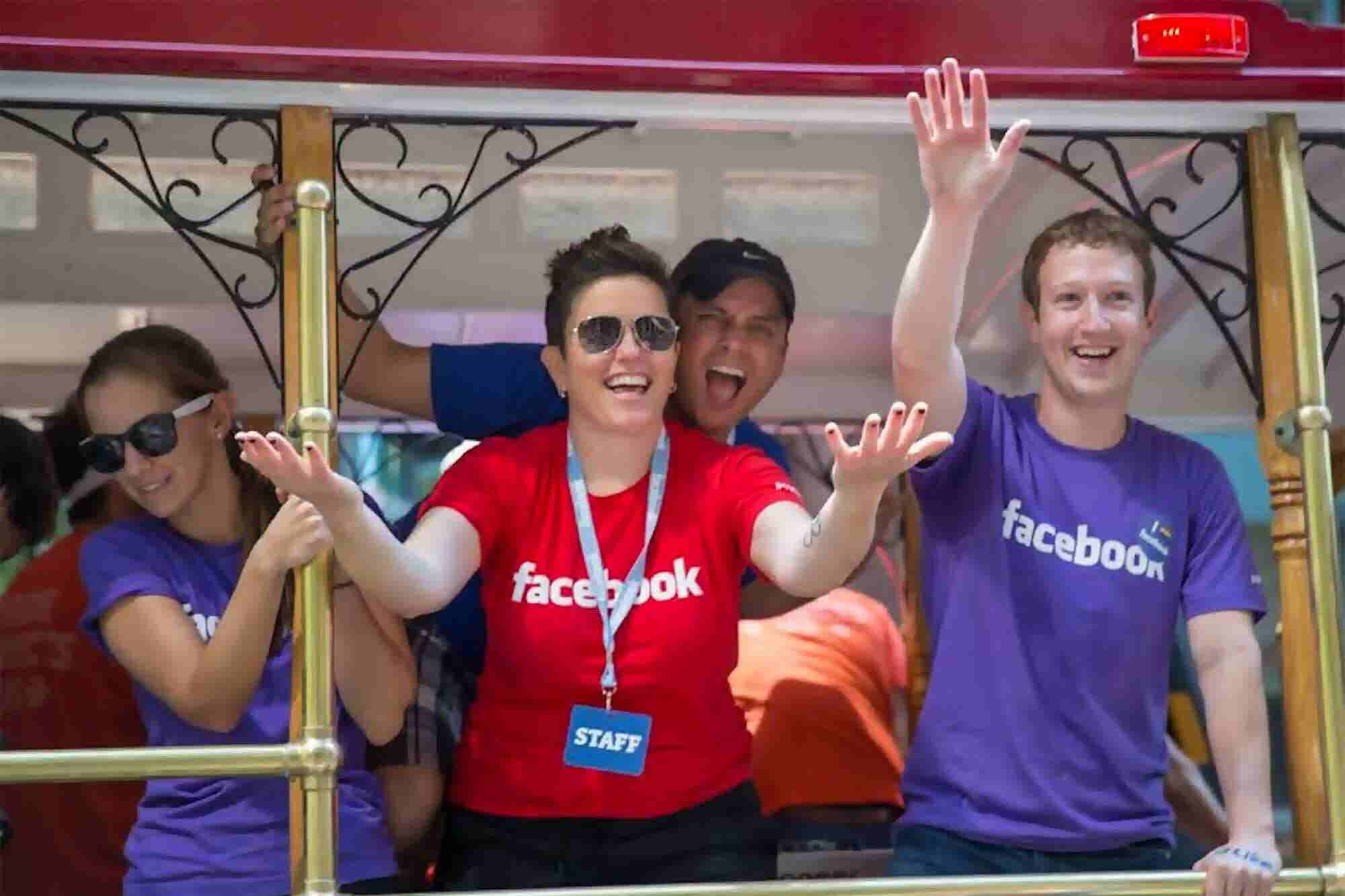 Facebook Is Going to Start Handing Out Employee Bonuses If They Help t...