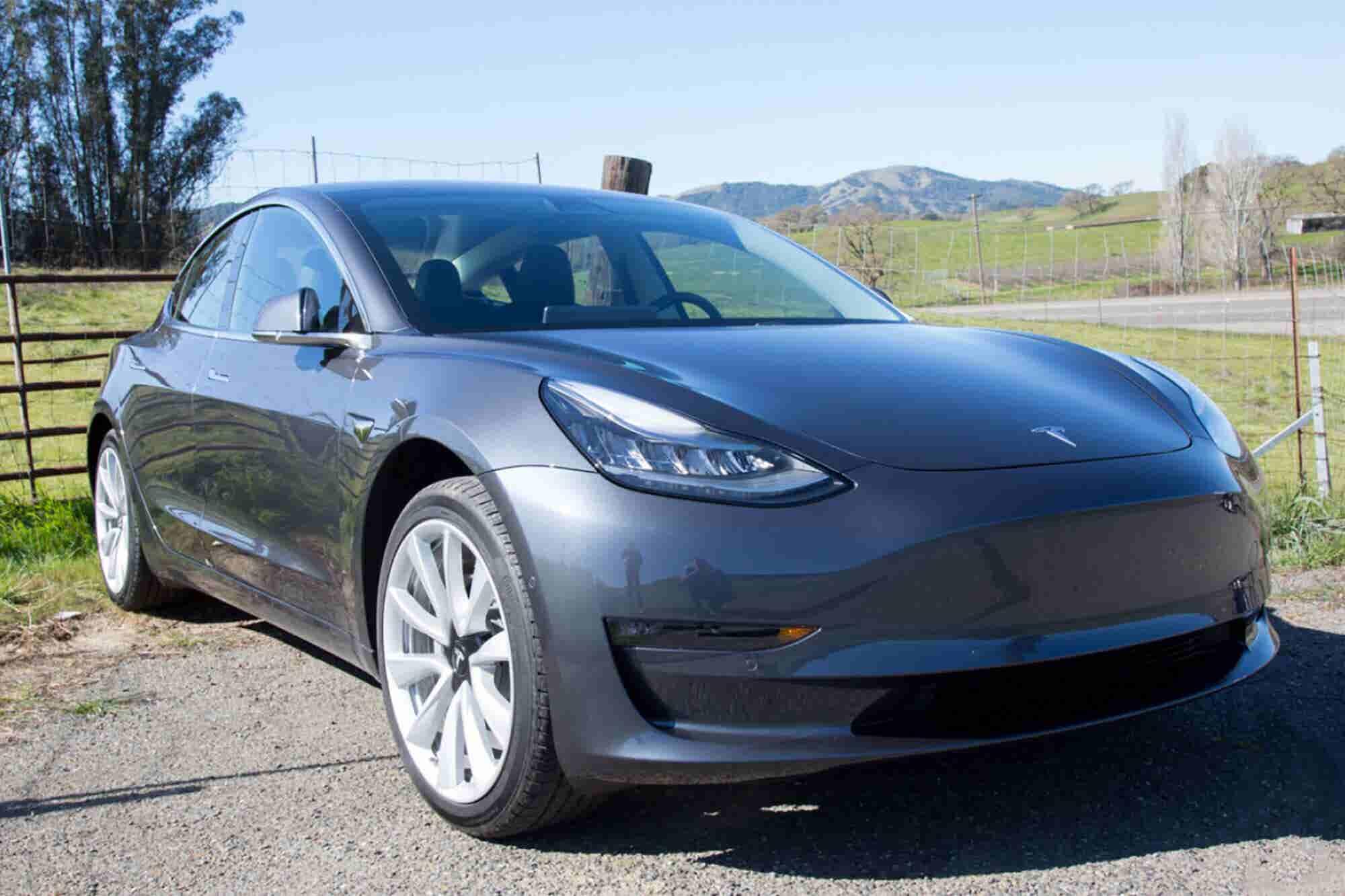 Elon Musk: Tesla Model 3 Price Now Starts at $35k -- After Incentives