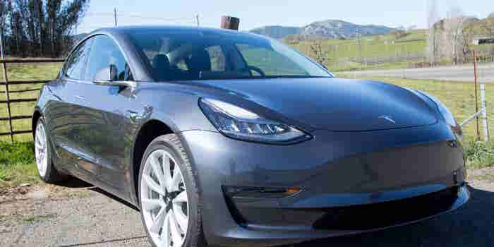 Elon Musk: Tesla Model 3 Price Now Starts at $35k -- After Incentives