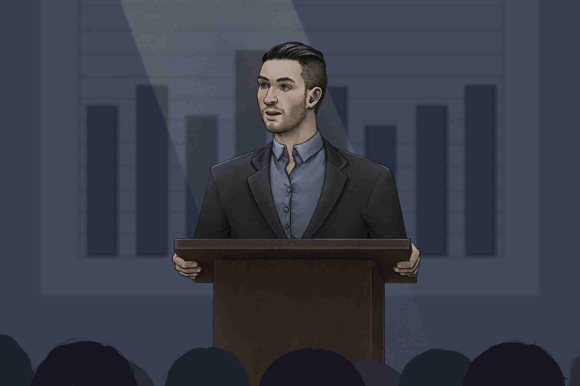 The Secrets to Becoming a High-Income Public Speaker