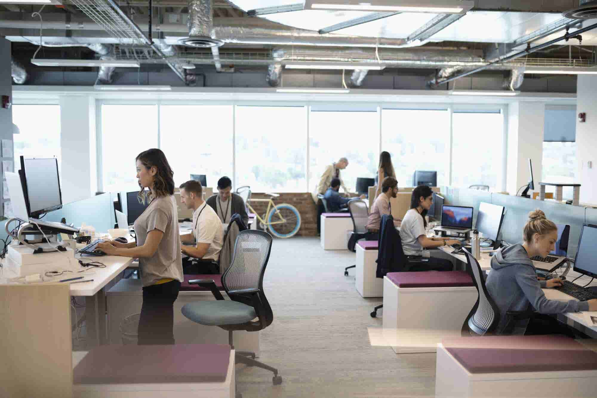 Why It's Time to Ditch Open Office Plans