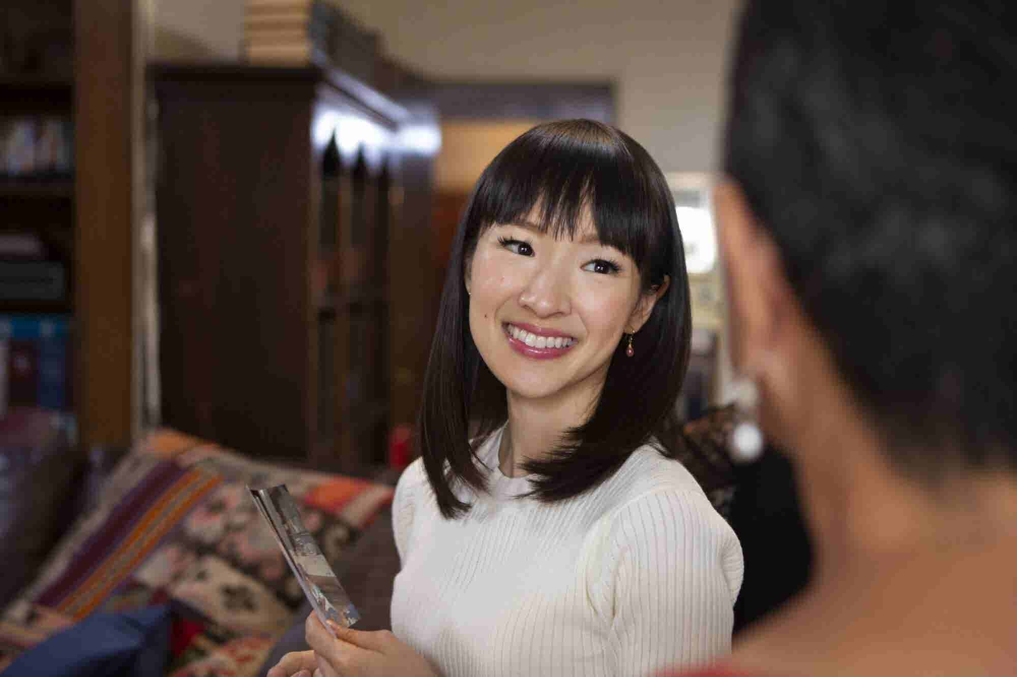 Exclusive: Marie Kondo's Advice for People, Like Steve Jobs, Who Swear by Messy Desks