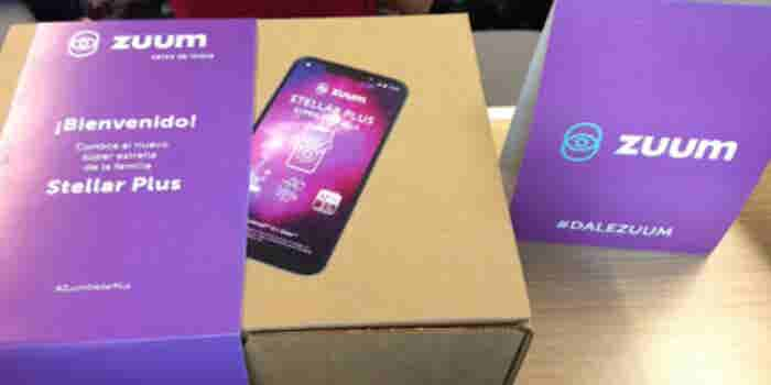 La marca mexicana Zuum presentó su nuevo smartphone: Stellar Plus