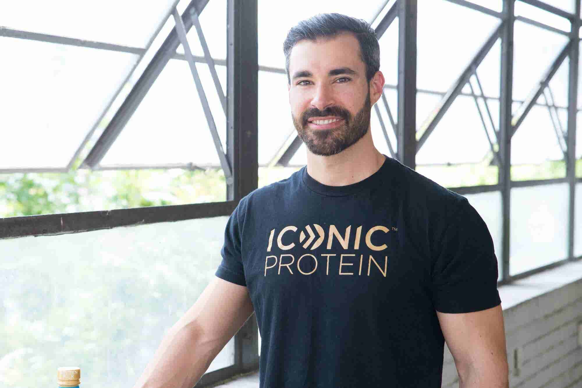 This Protein Drink Entrepreneur Was Able to Raise $8 Million -- After Moving Across the Country