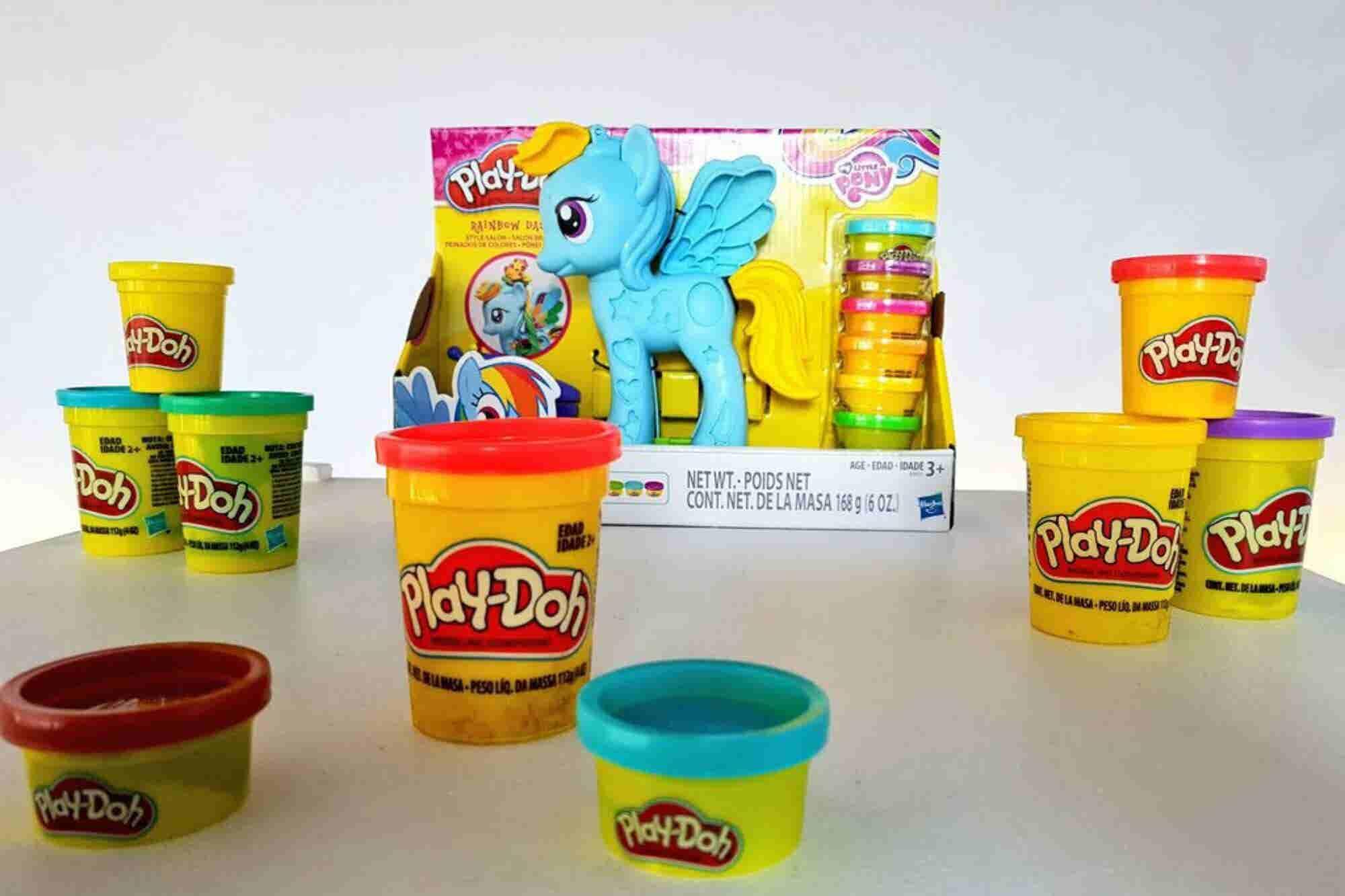 El 'olor de Play-Doh' es la primera marca olfativa registrada en Méxic...