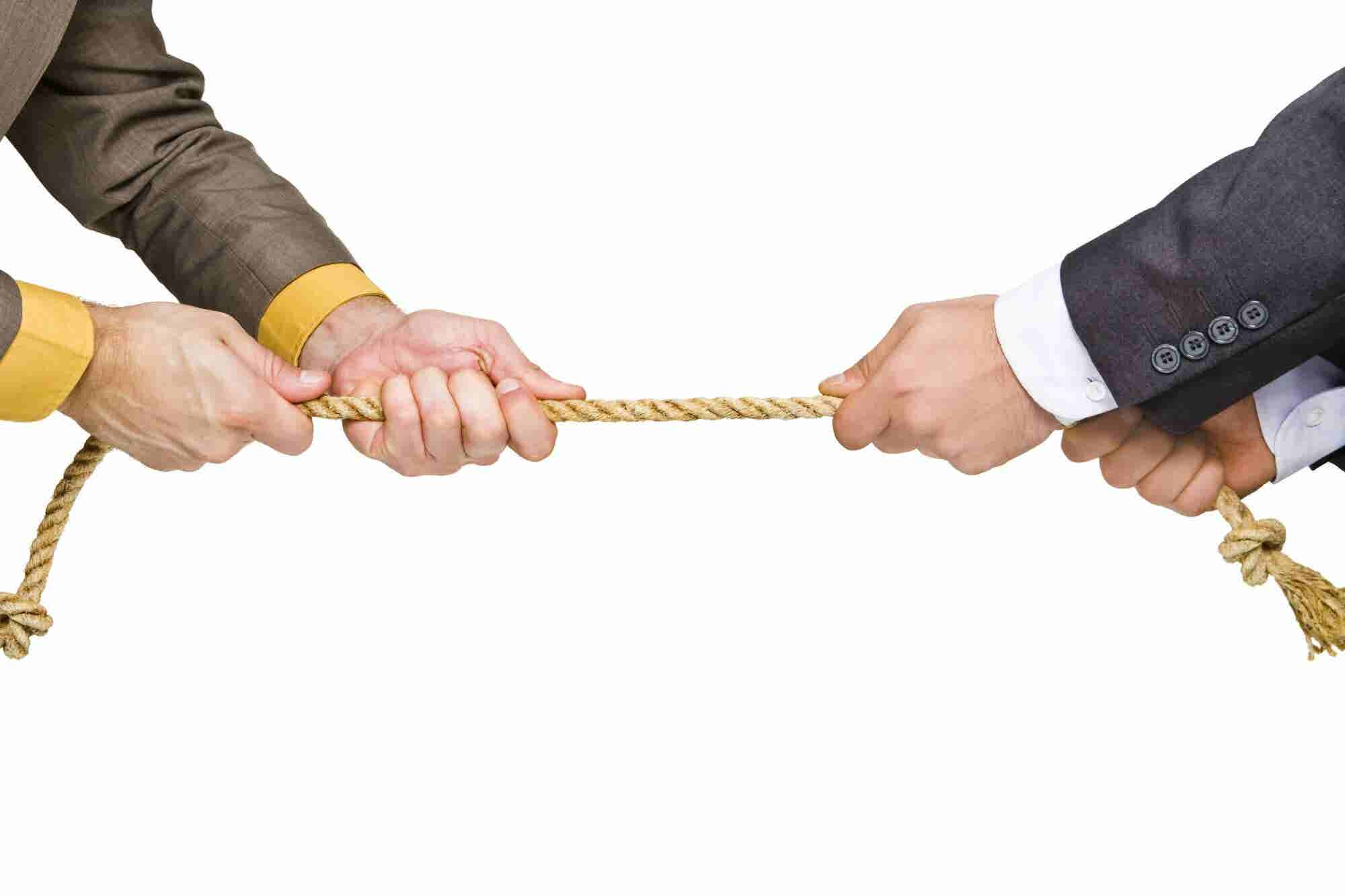 """Cómo """"desatorar"""" una negociación"""