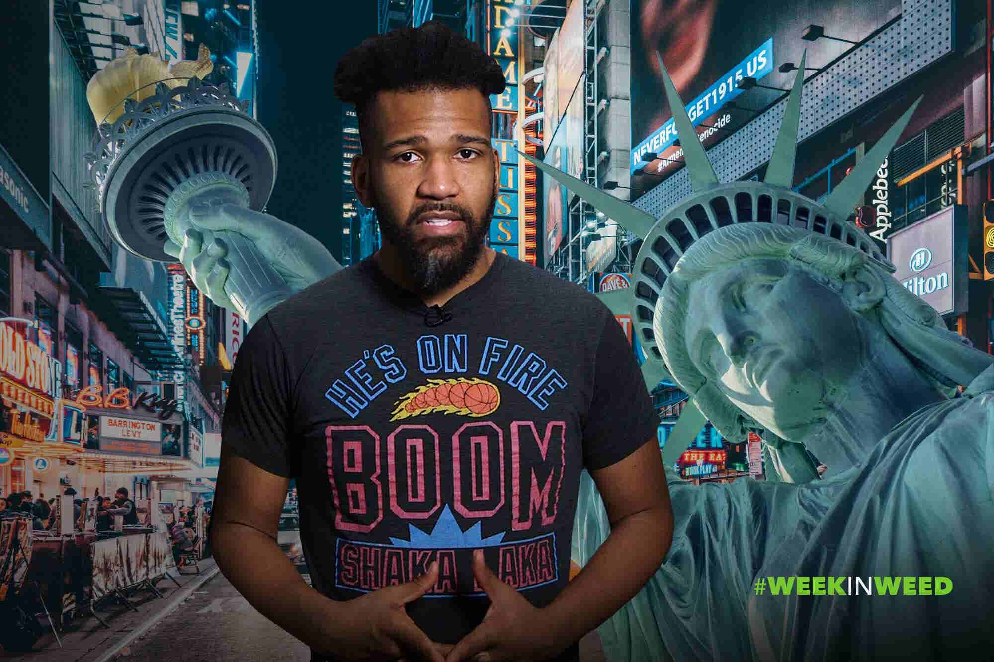This Week in Weed: New York City Cracks Down!