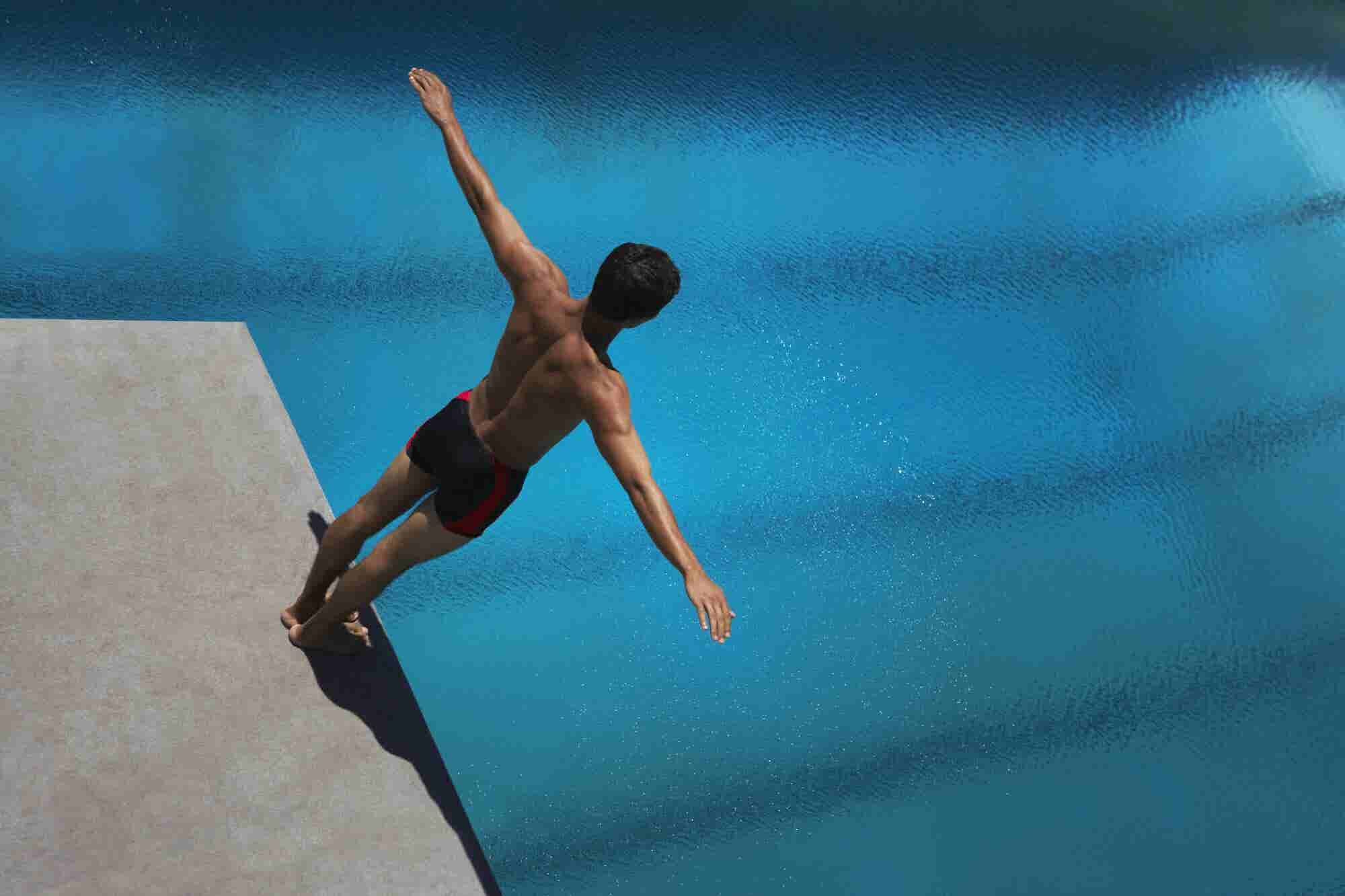 Dive In Headfirst or Stay out of the Pool: Why Marketing Needs an 'All-in' Approach.