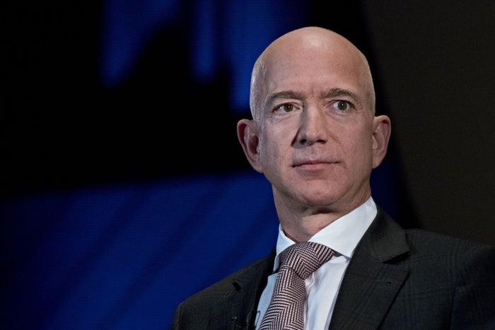 Jeff Bezos Bombshell Sinks Amazon Stock