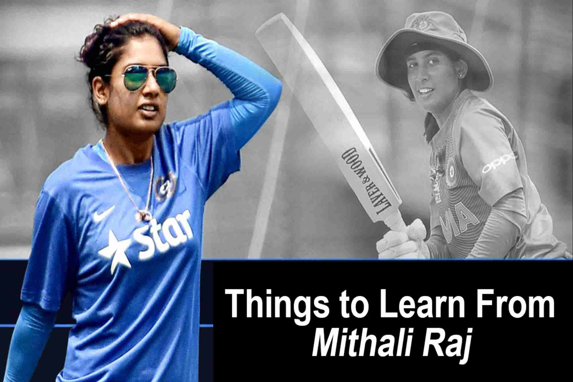 Wednesday Wisdom: Mithali Raj is the First Indian Women to Play 200 ODIs. Here Are 4 Things We Can Learn From Her